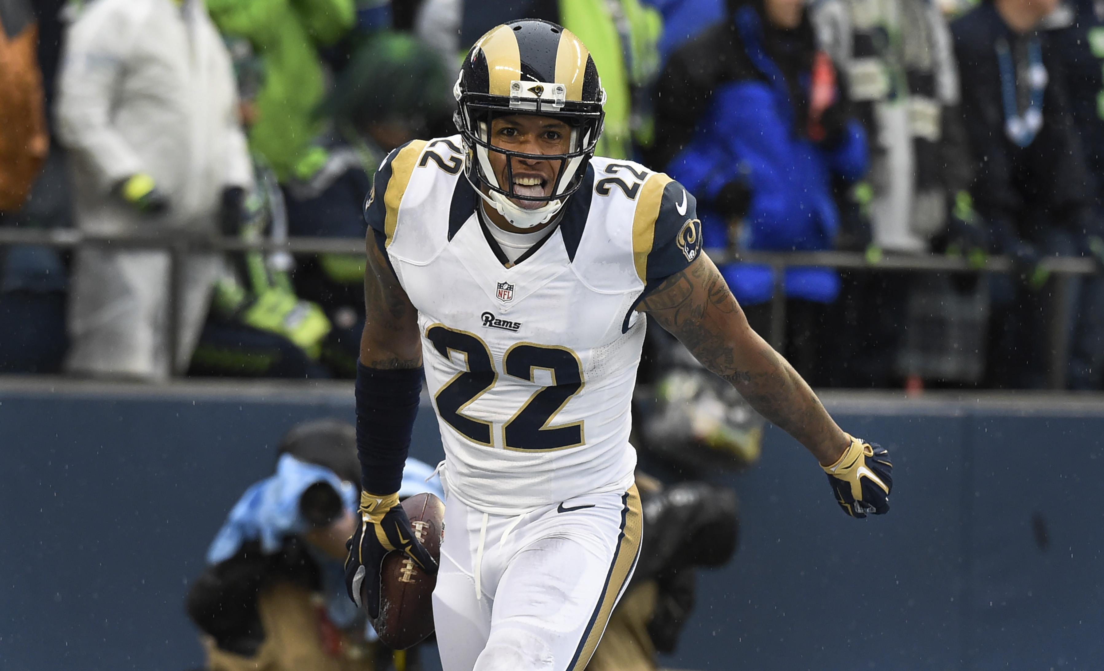 Los Angeles Rams CB Trumaine Johnson
