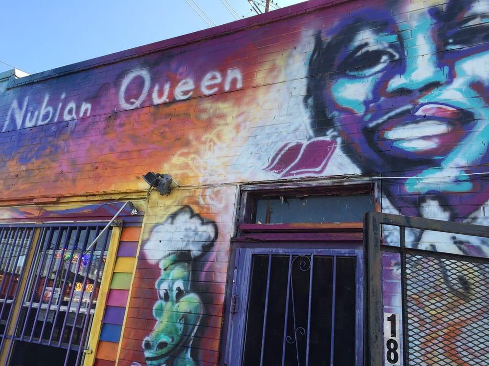 Nubian Queen Lola's Soul Food