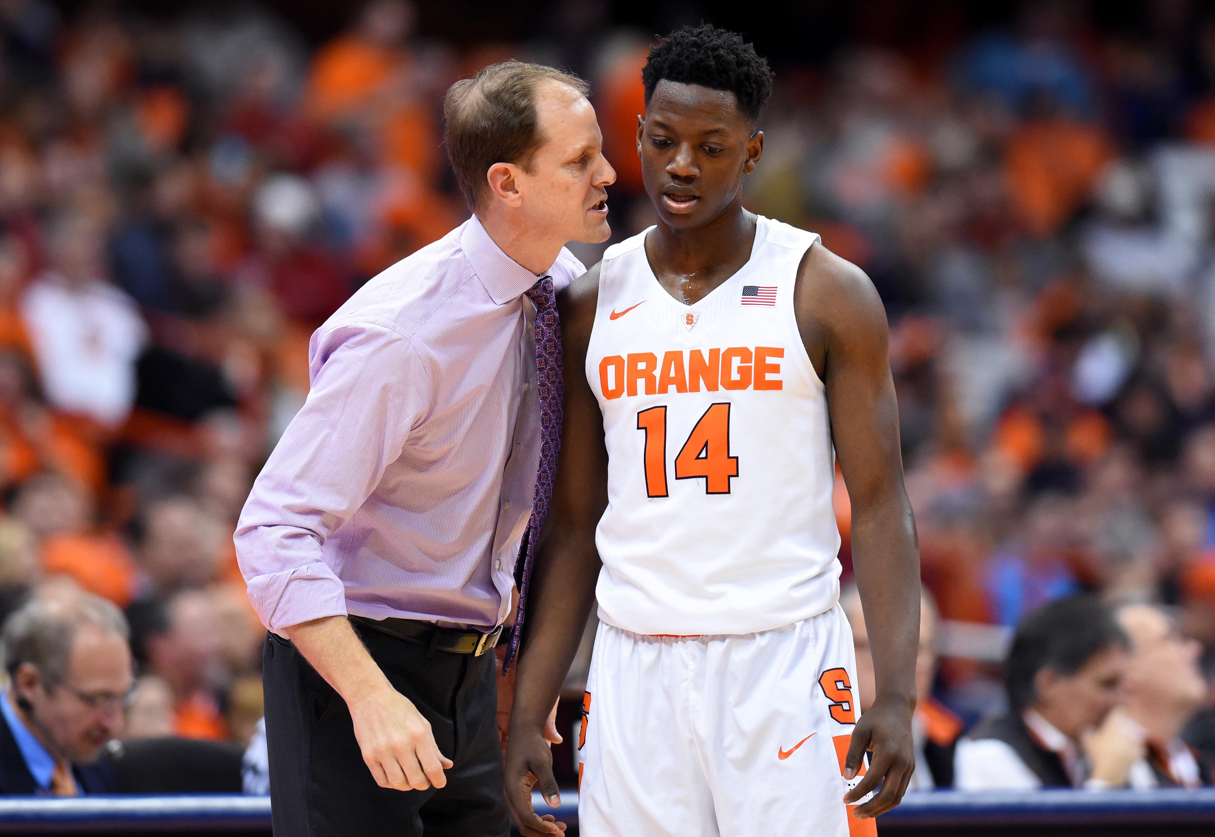 NCAA Basketball: Montana State at Syracuse