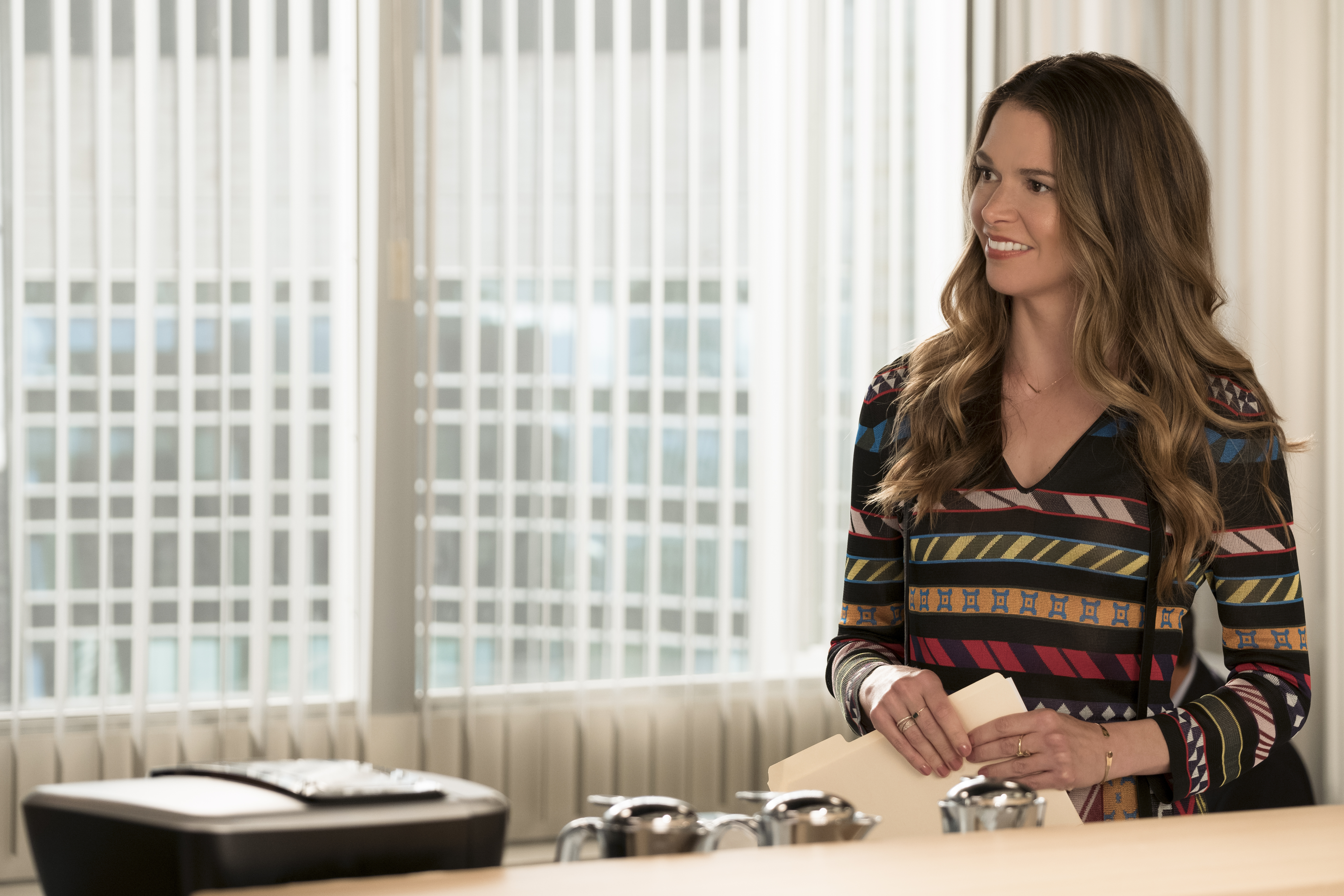 Sutton Foster as Liza Miller in season 4 of Younger.