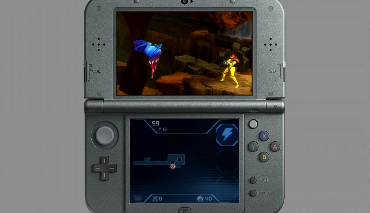 Nintendo 3ds Polygon