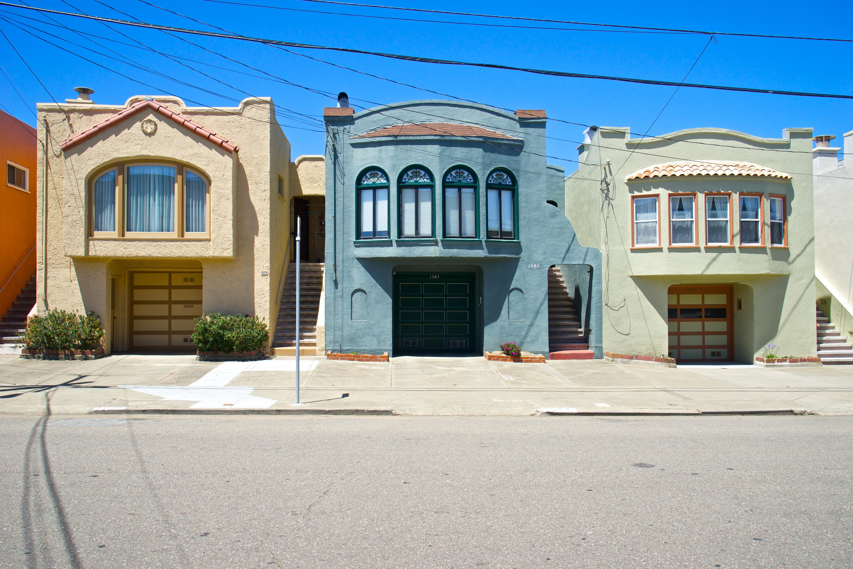 Homes in SF.