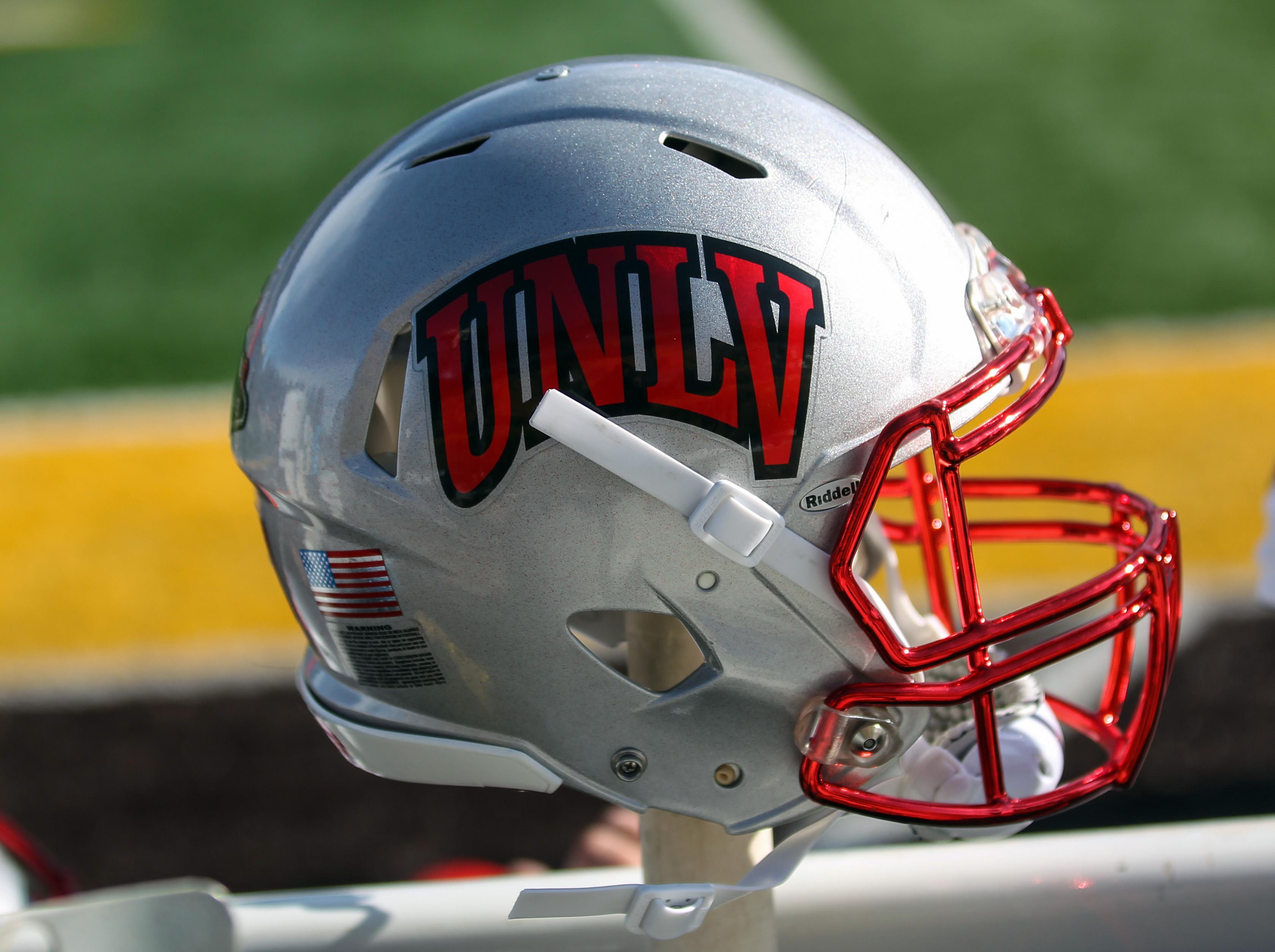 NCAA Football: UNLV at Wyoming