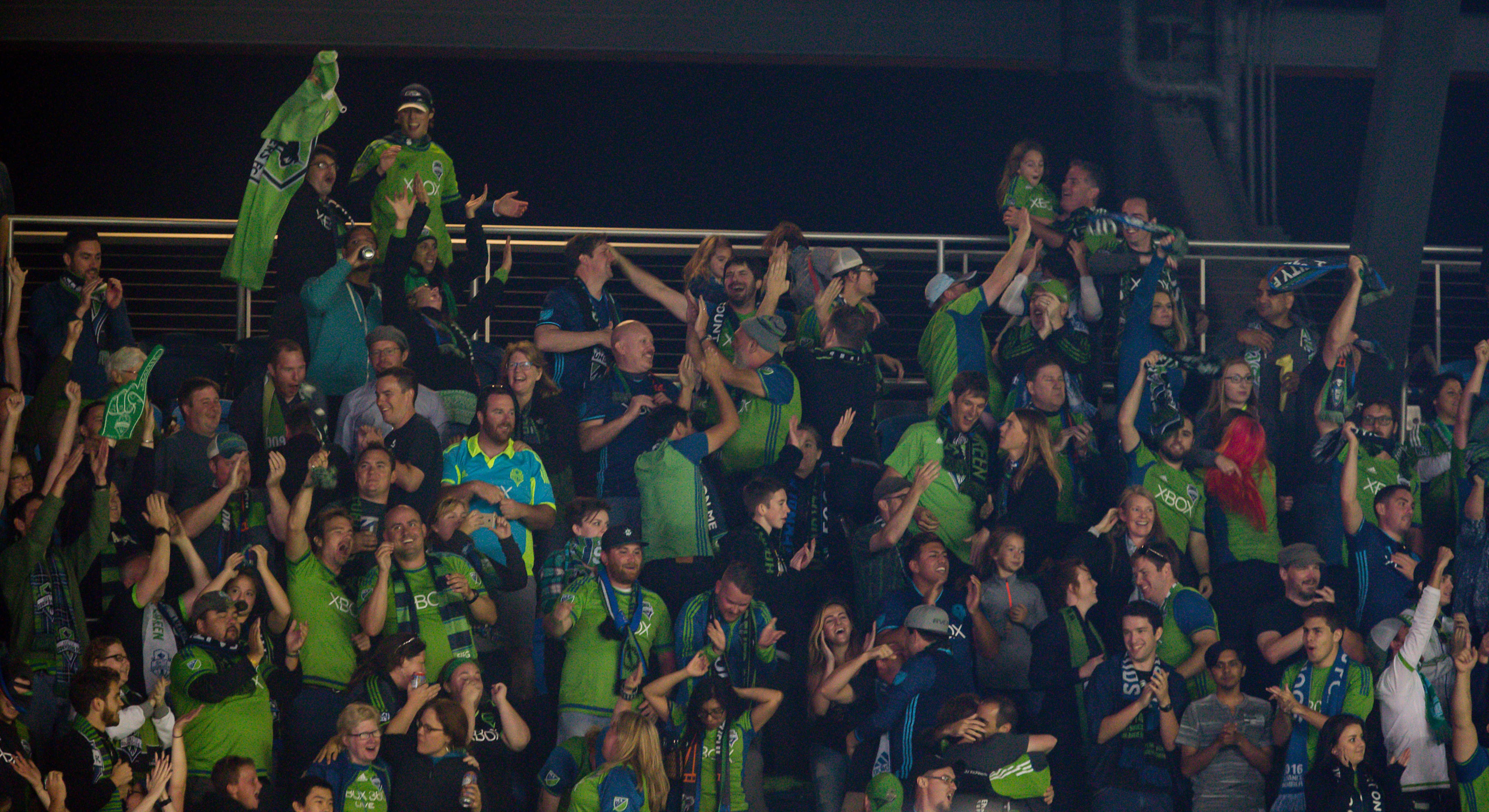 MLS: Seattle Sounders FC at San Jose Earthquakes