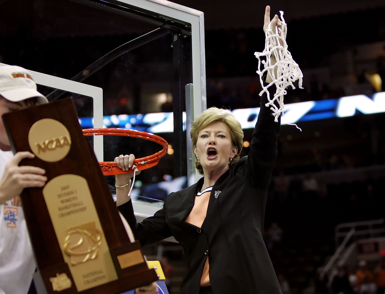 NCAA Women's Basketball Championship: Rutgers v Tennessee