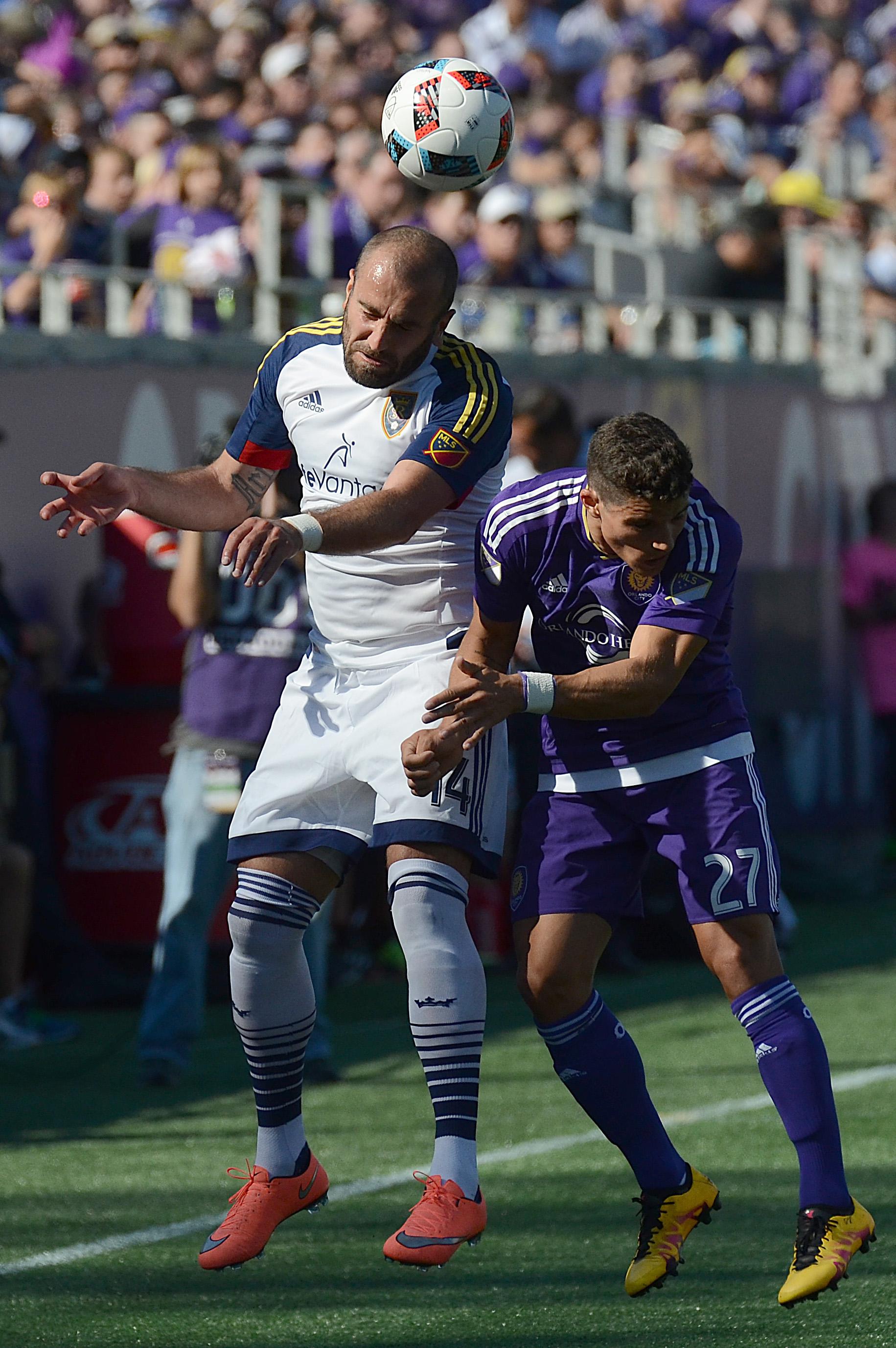 MLS: Real Salt Lake at Orlando SC