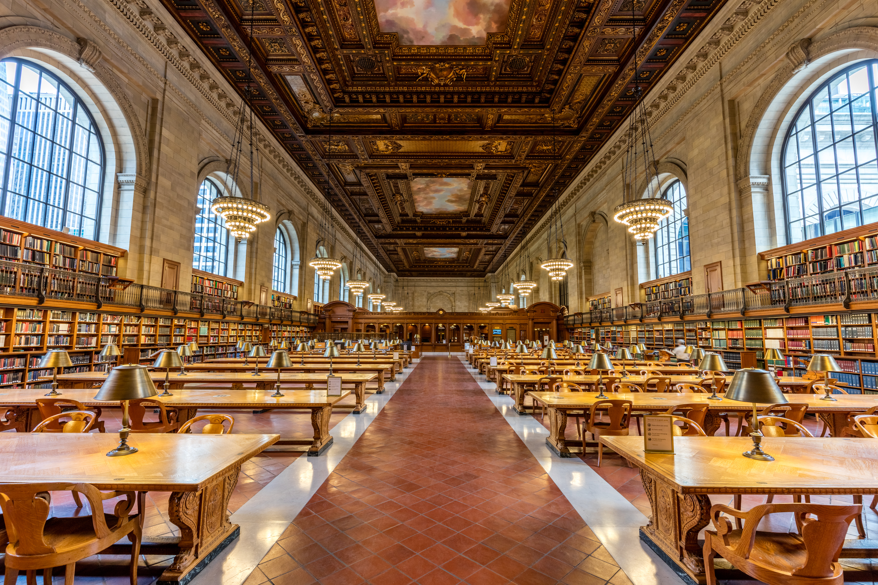 Open Thread Which New York City Buildings Have The Most Beautiful Interiors