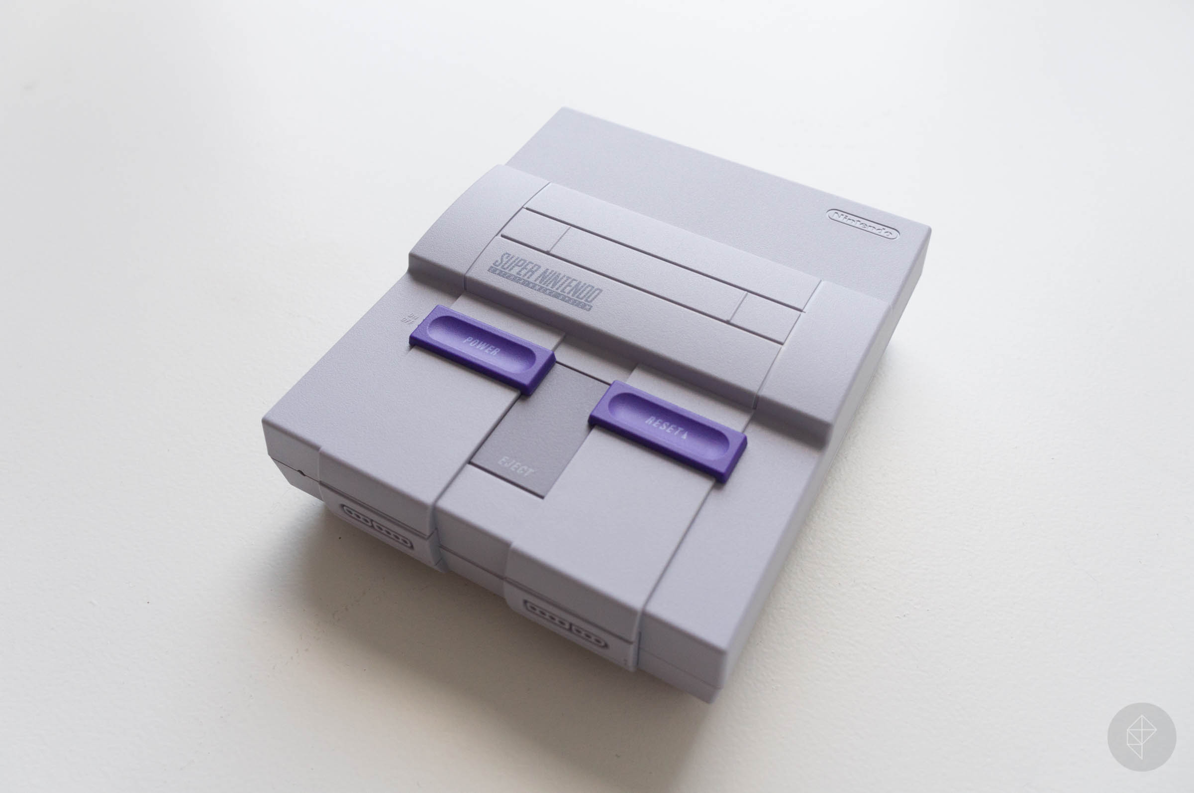 SNES Classic Edition: Our first look at the hardware