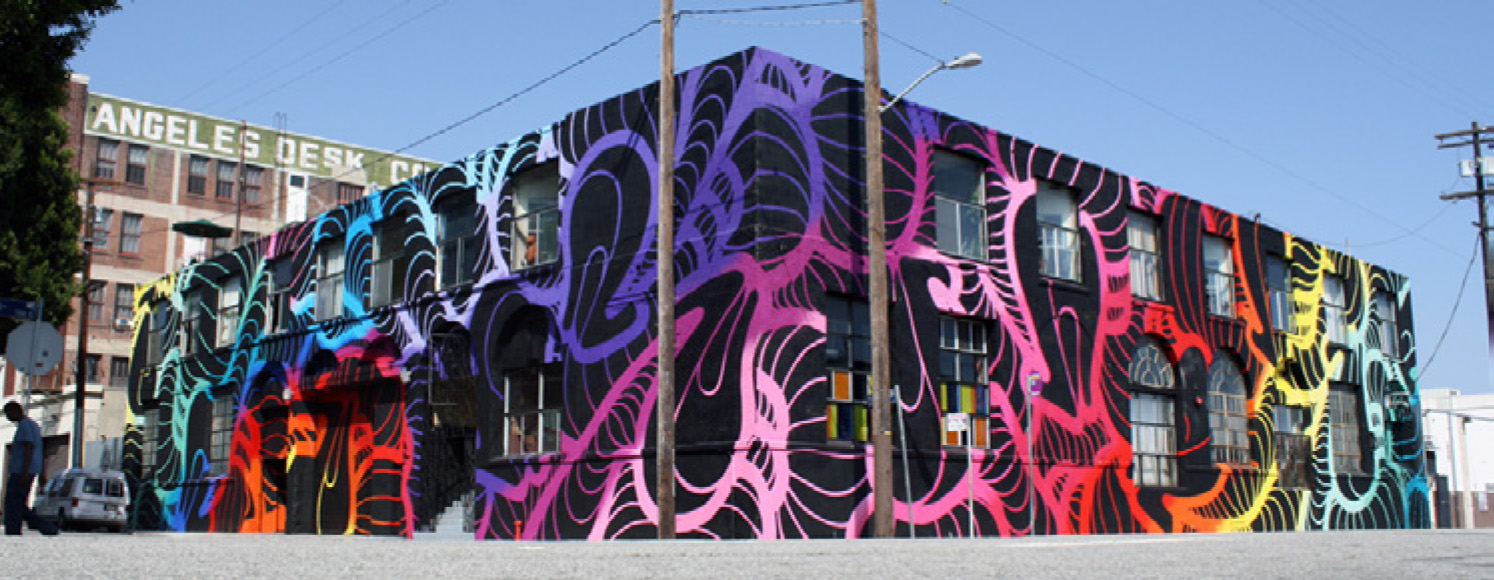 Art Gallery Calendar Los Angeles : Arts district los angeles curbed la