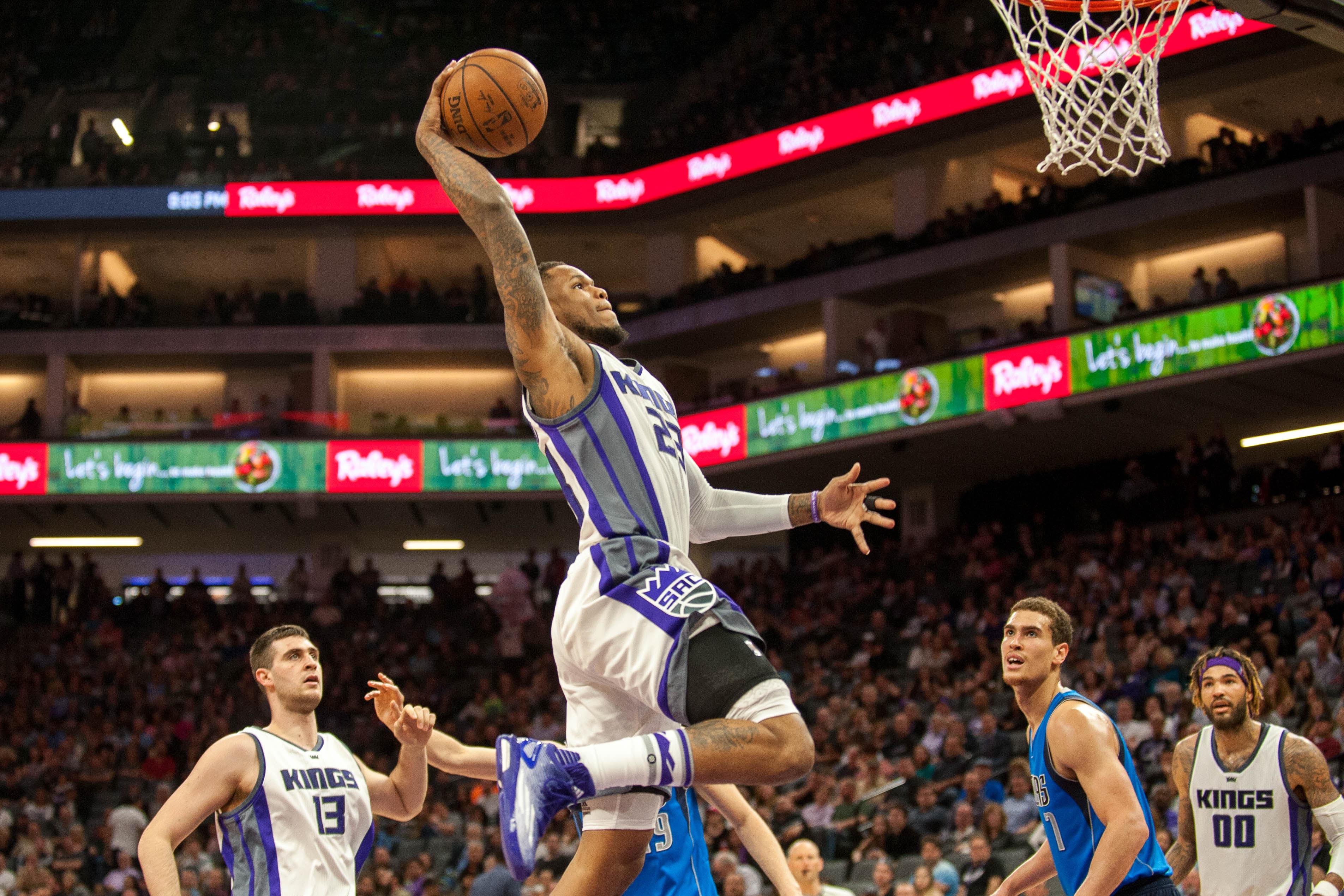 NBA: Dallas Mavericks at Sacramento Kings