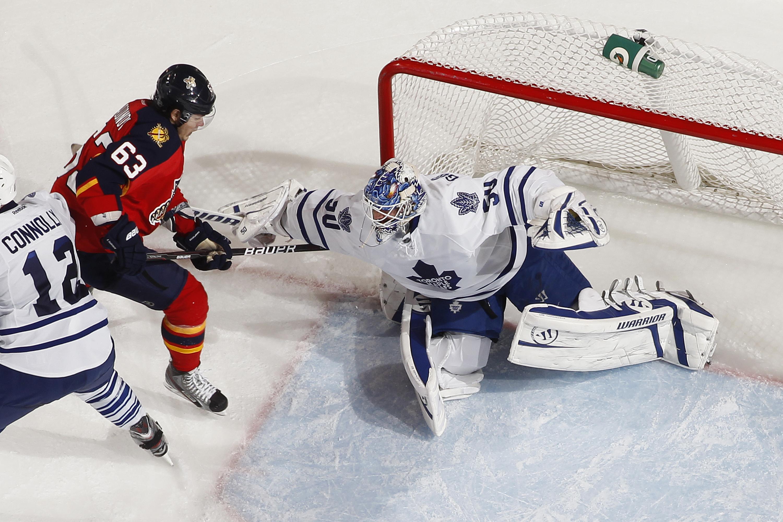Toronto Maple Leafs v Florida Panthers