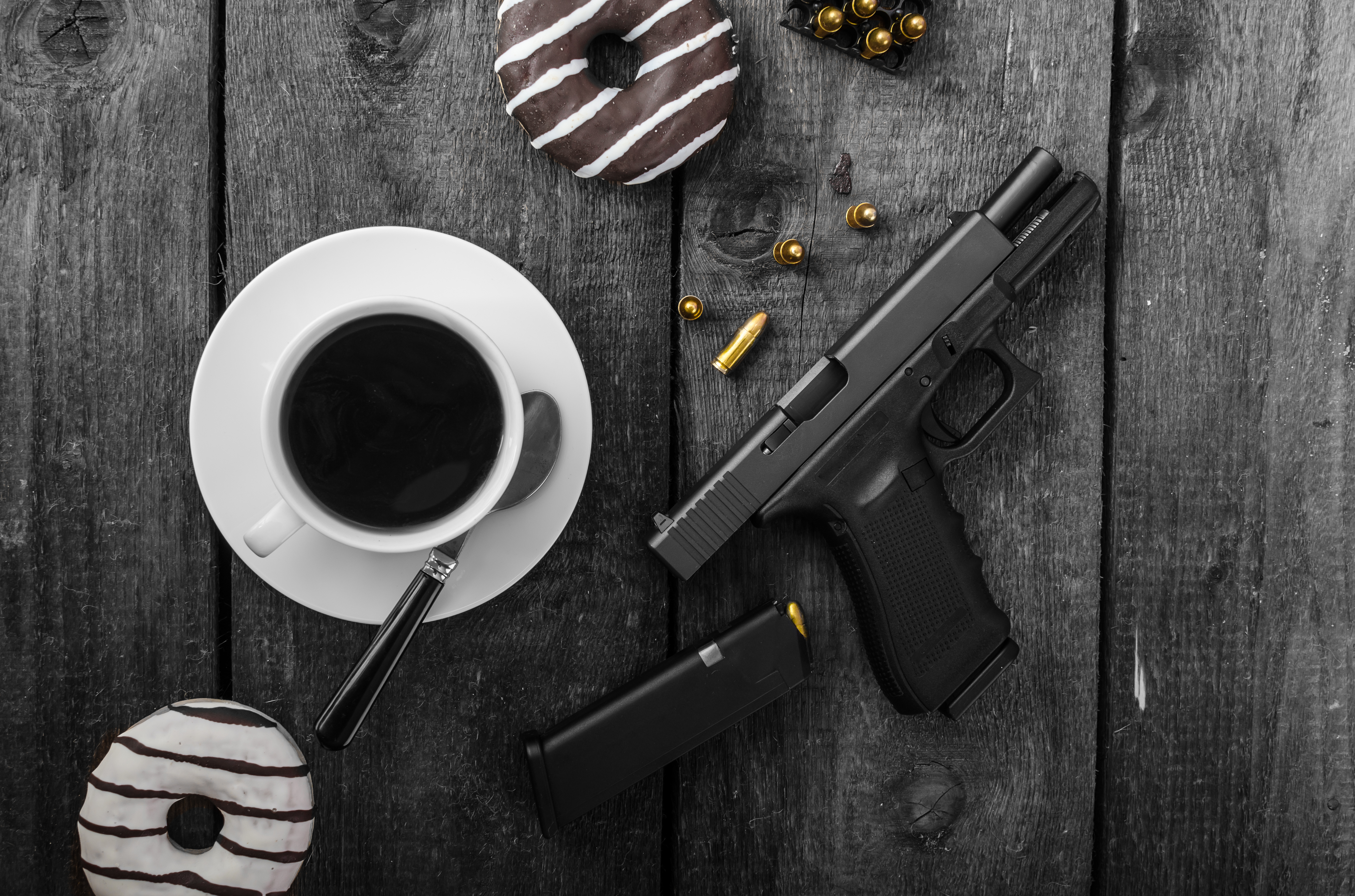 A Coffee Shop For Gun Enthusiasts Will Open In The Woodlands