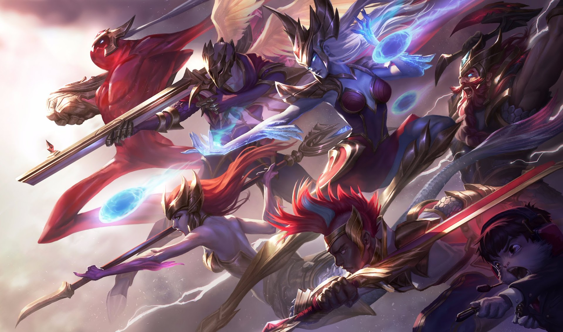league of legends victorious skin 2018