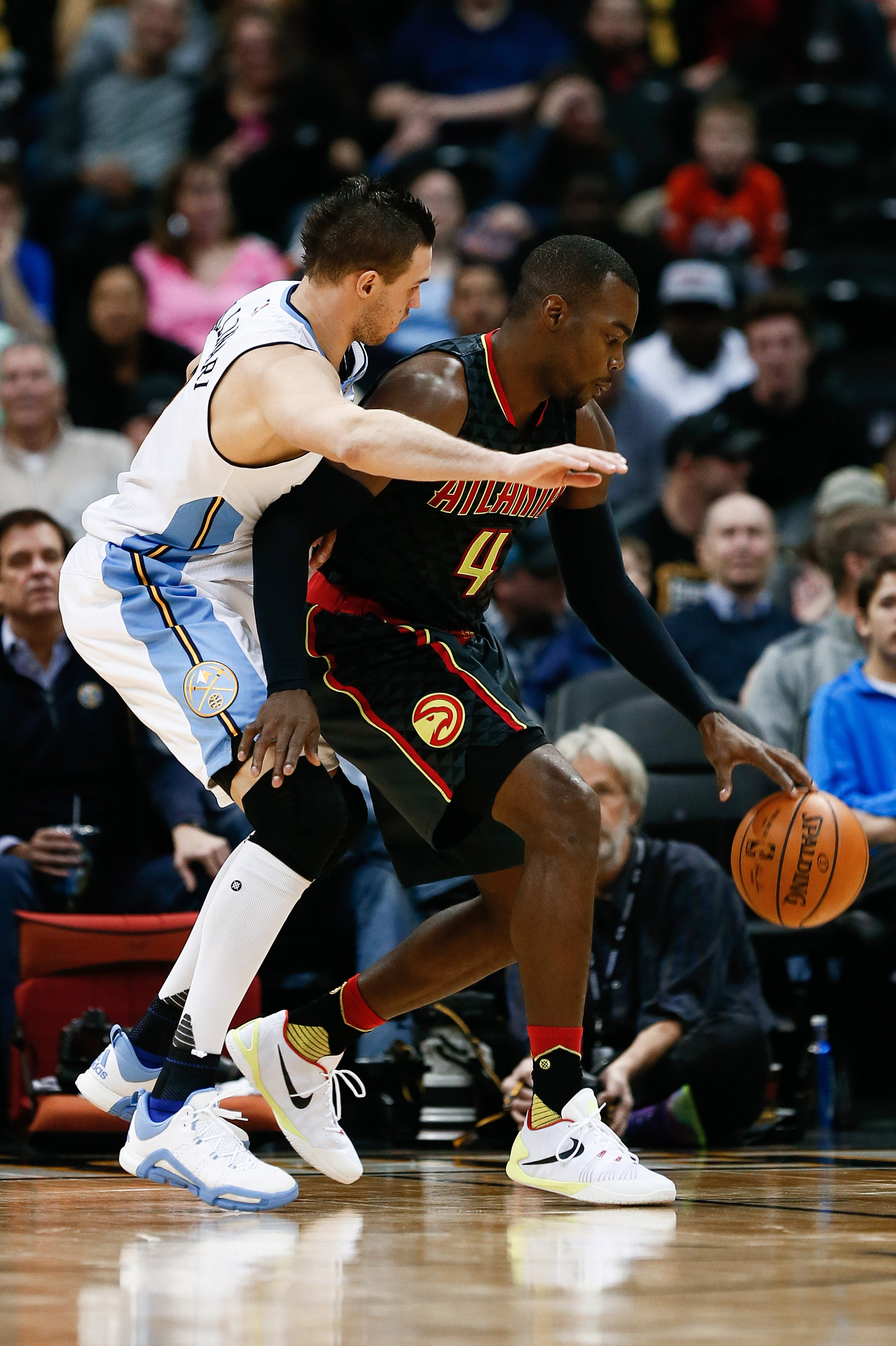 NBA: Atlanta Hawks at Denver Nuggets