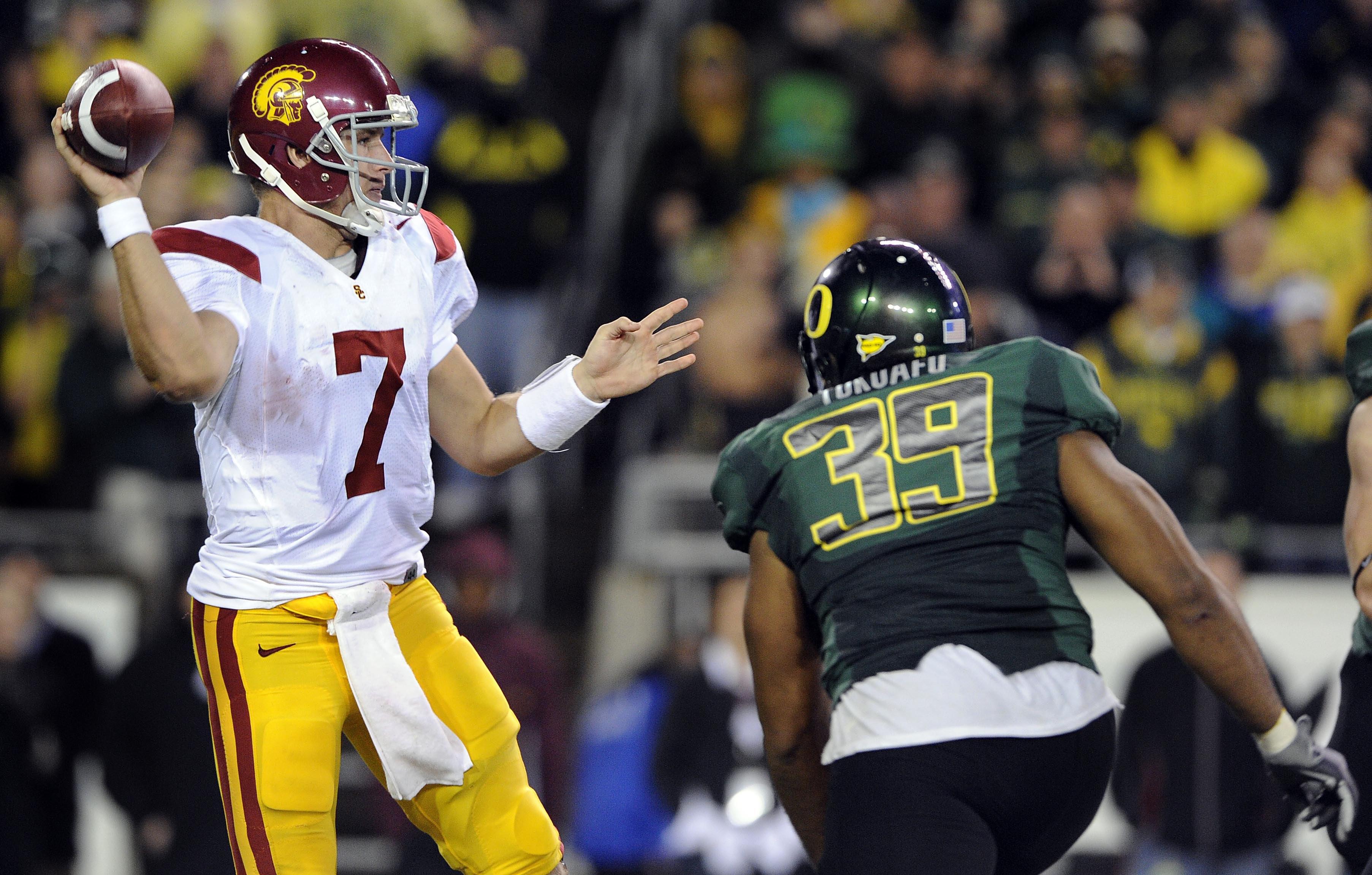 USC v Oregon