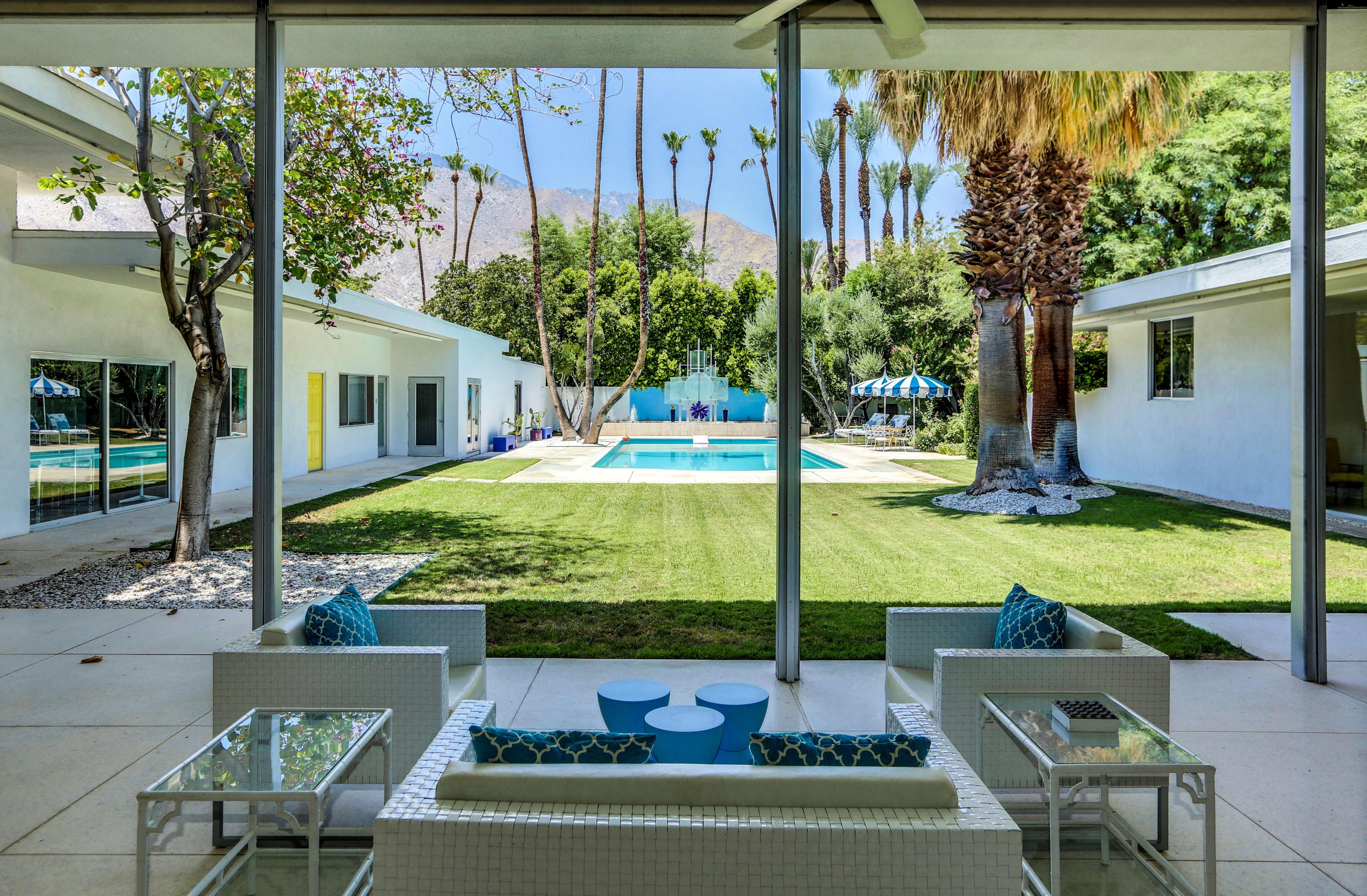 Palm Springs Resort Homes Vacation Rentals