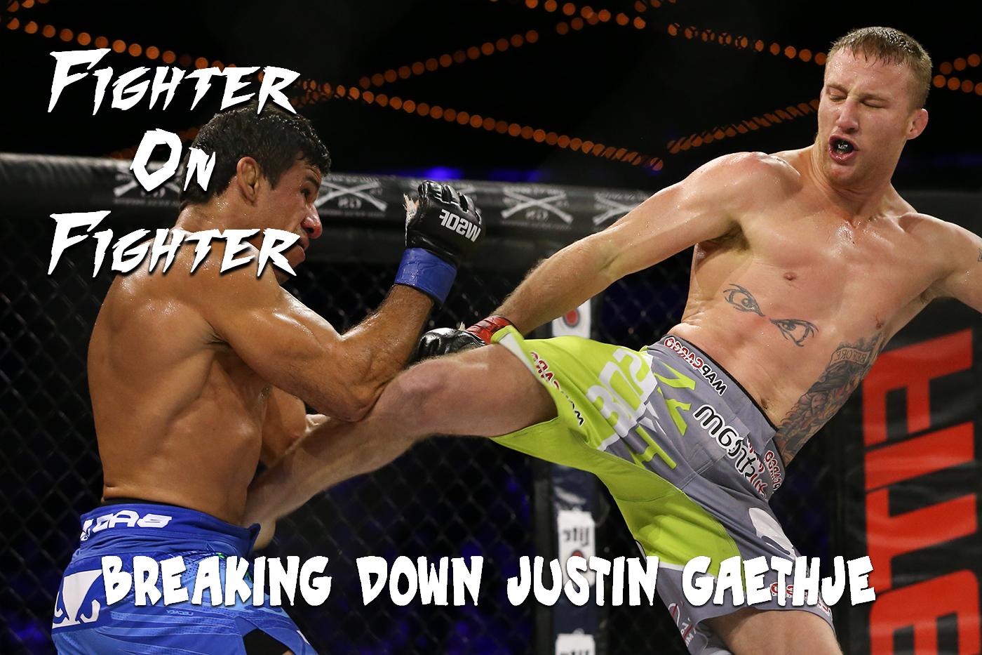Justin Gaethje