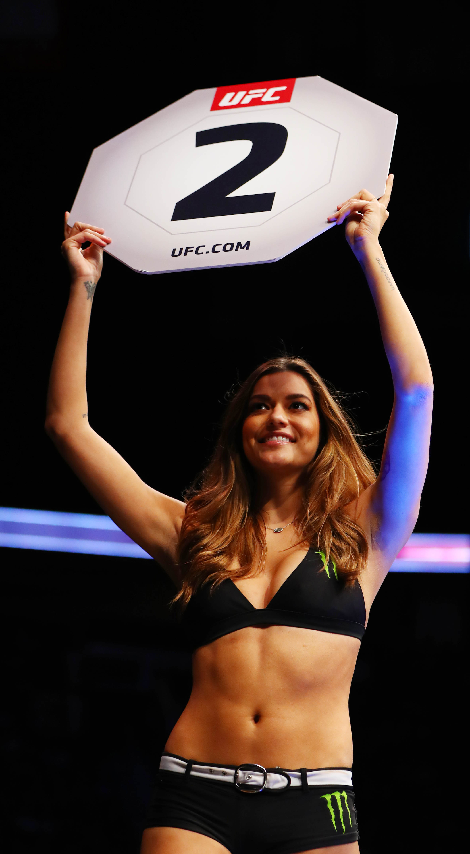 MMA: UFC Fight Night-Andrade vs Hill
