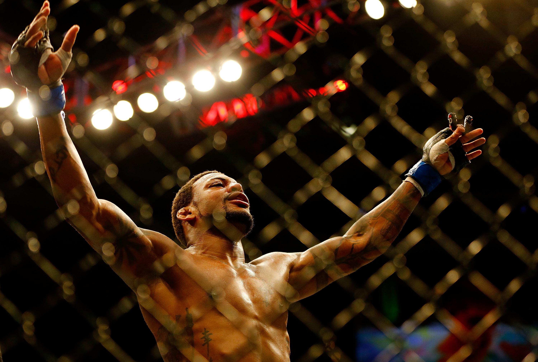 UFC Fight Night: Lauzon v Johnson