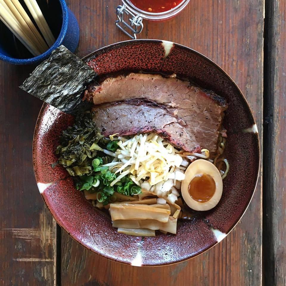Kemuri Tatsu-ya's Texas ramen