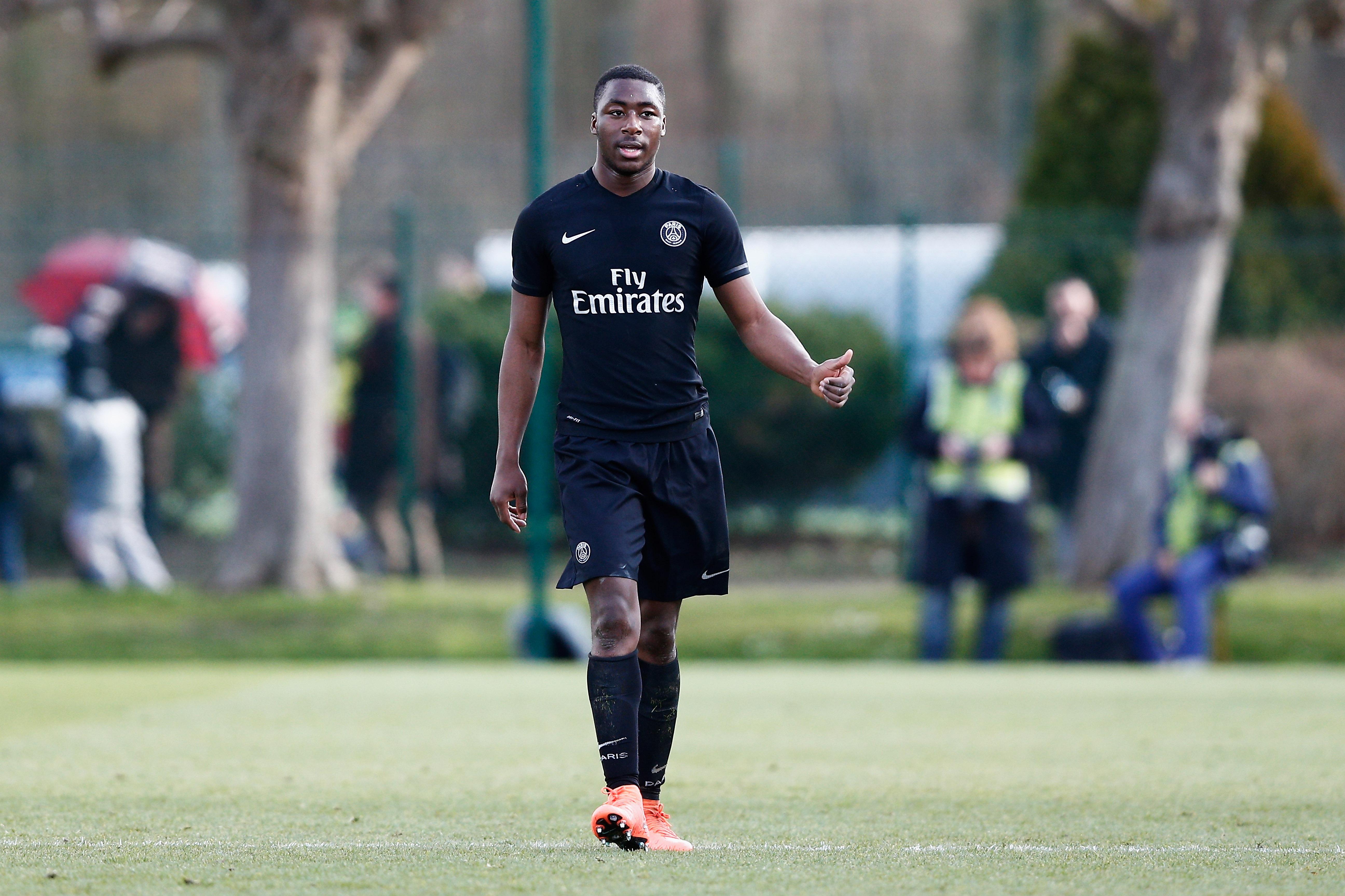Paris Saint Germain v AS Roma - UEFA Youth League
