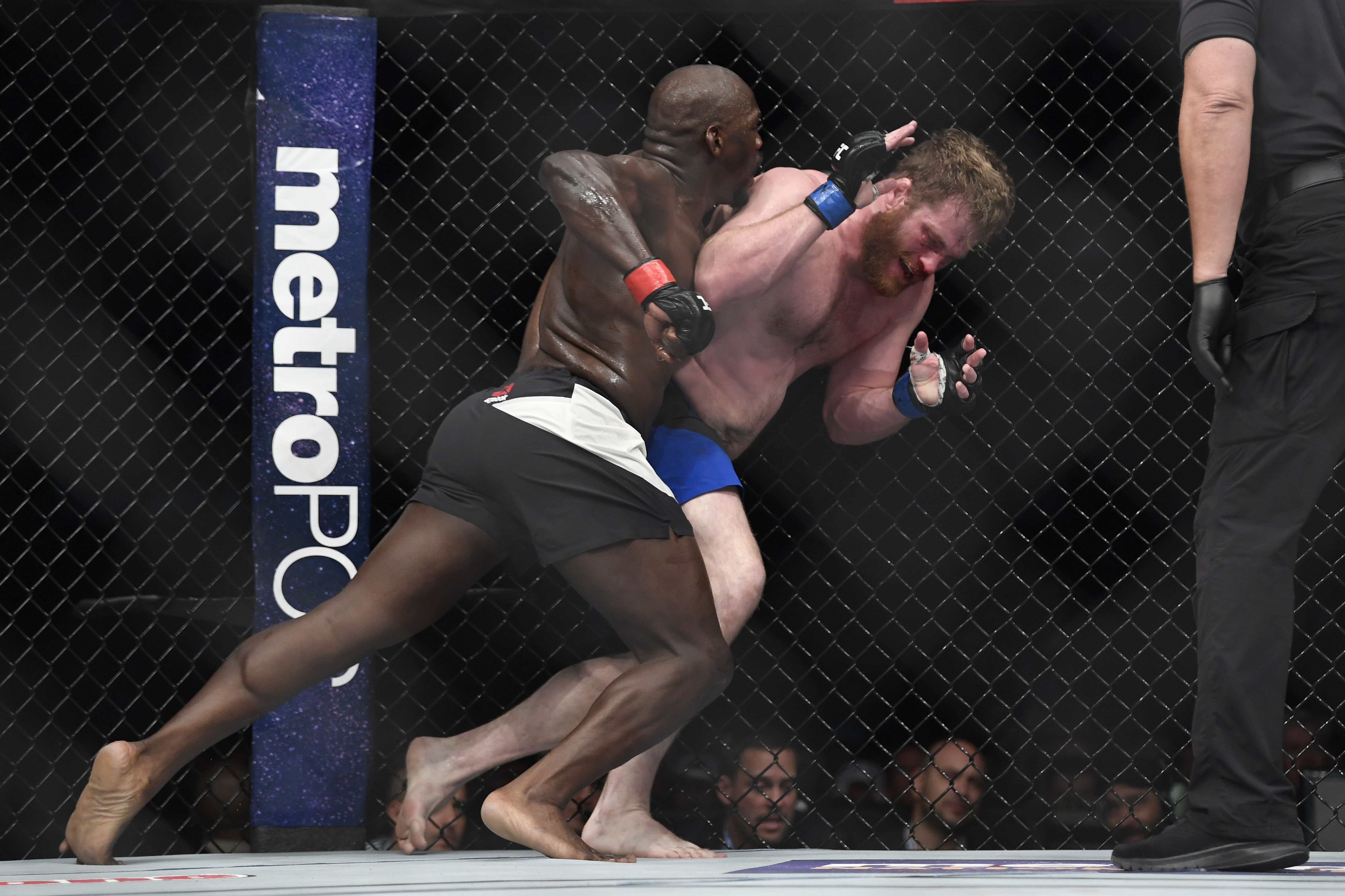 MMA: The Ultimate Fighter-Cannonier vs Roehrick