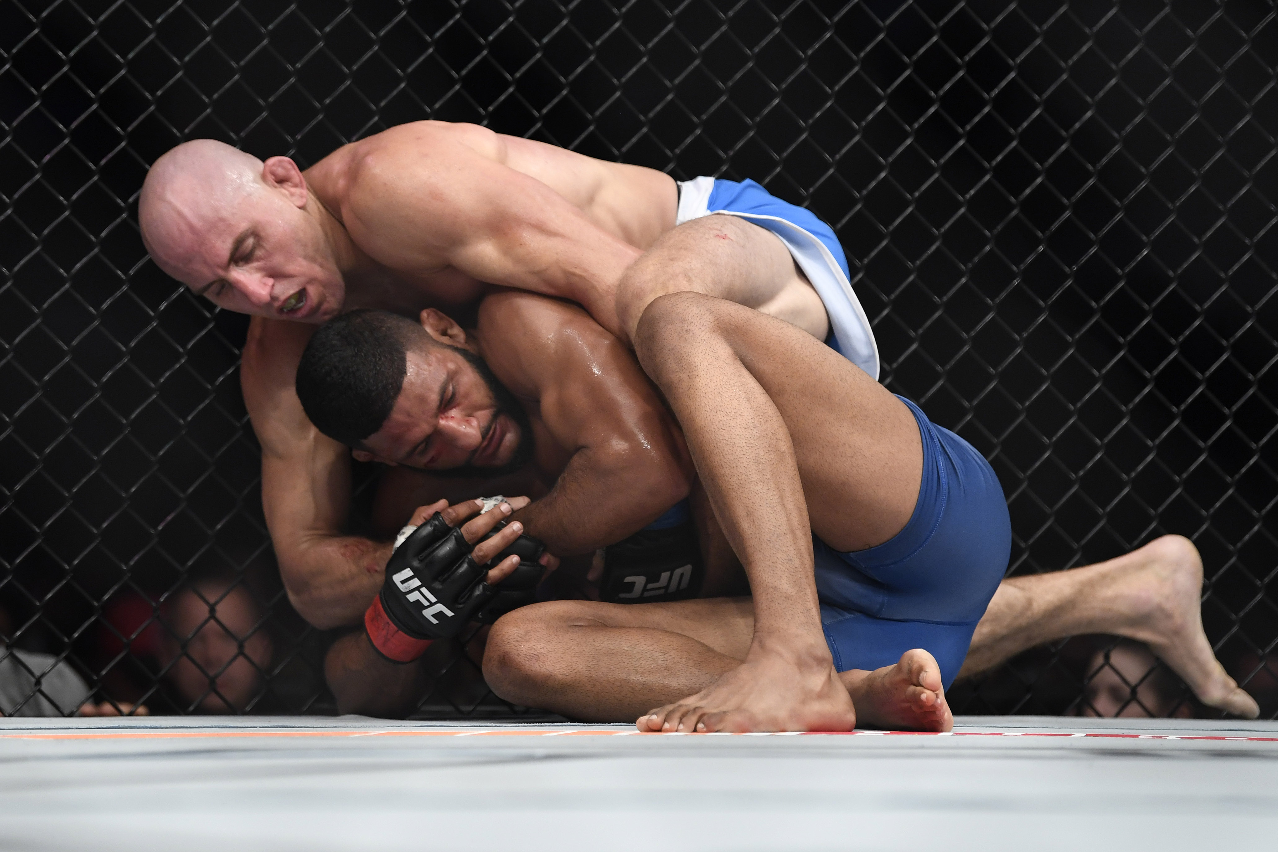 MMA: The Ultimate Fighter-Lima vs Taylor
