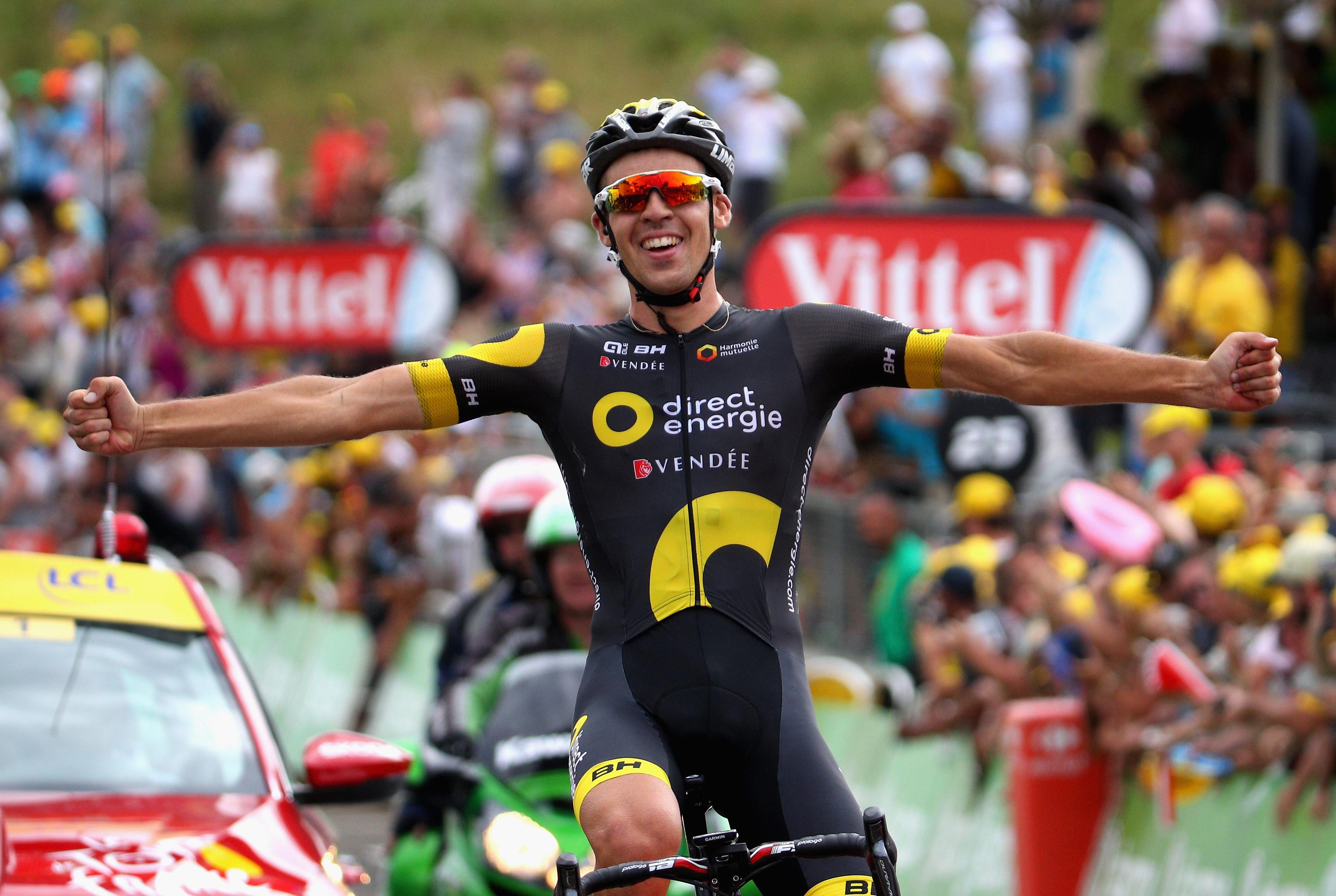 Le Tour de France 2017 - Stage Eight calmejane