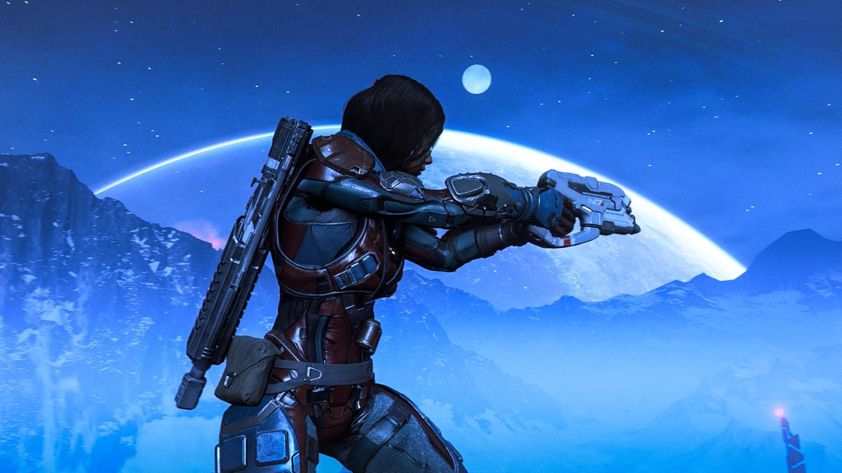 Mass Effect Andromeda's latest patch sheds DRM