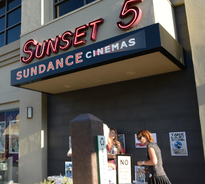 Sundance Cinemas' Opening Night