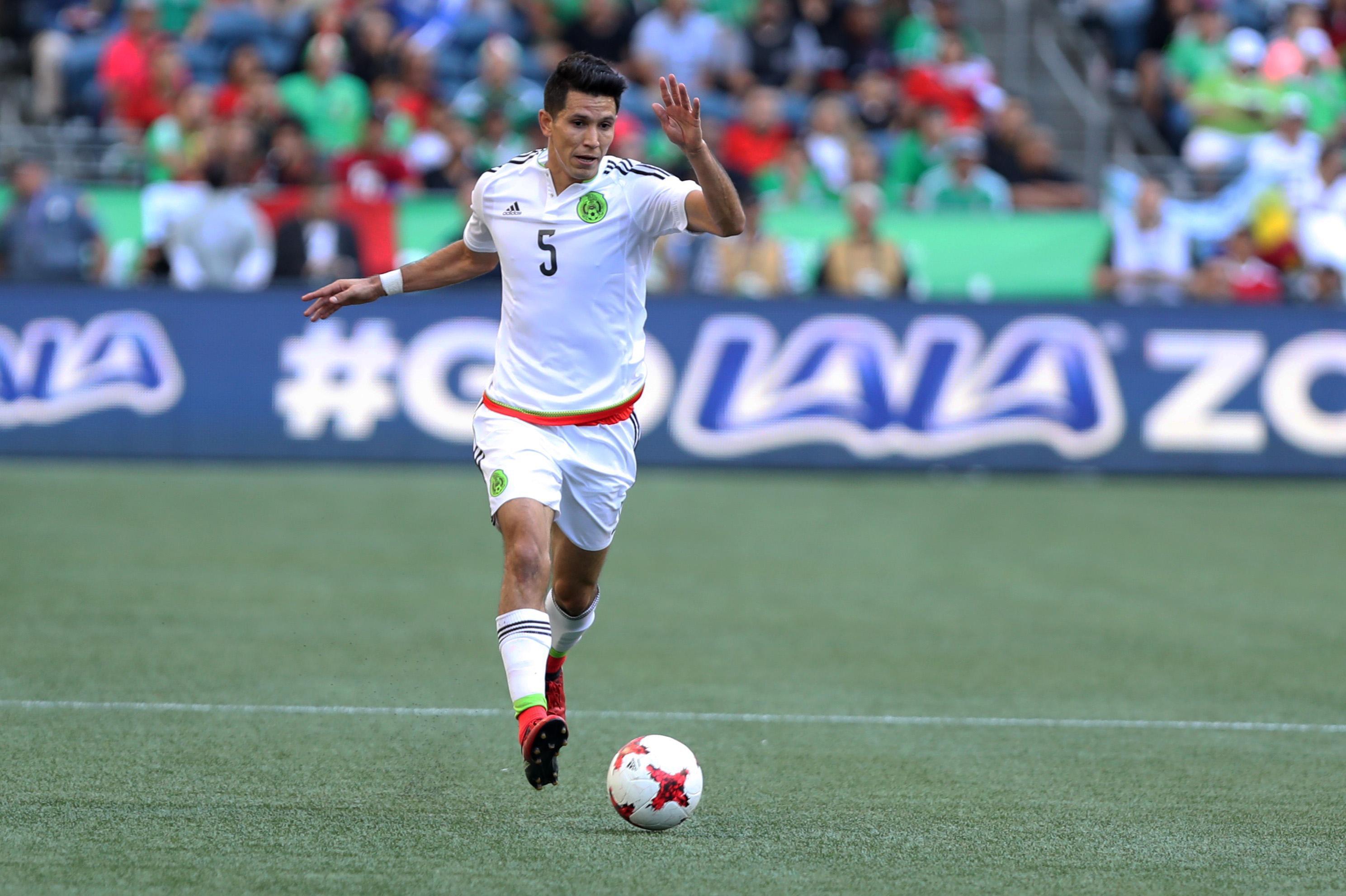 Soccer: Mexico vs Paraguay