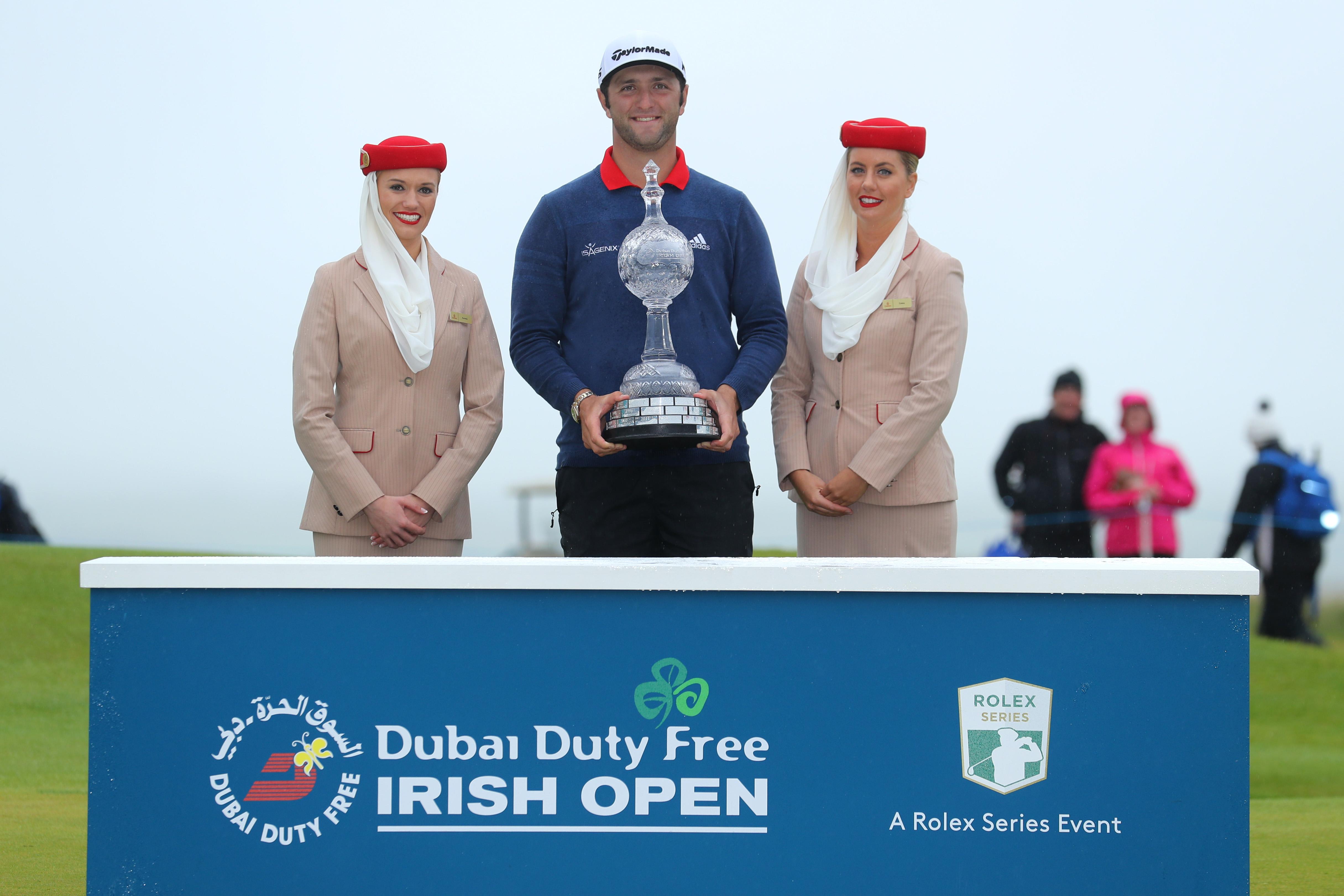 Dubai Duty Free Irish Open - Day Four
