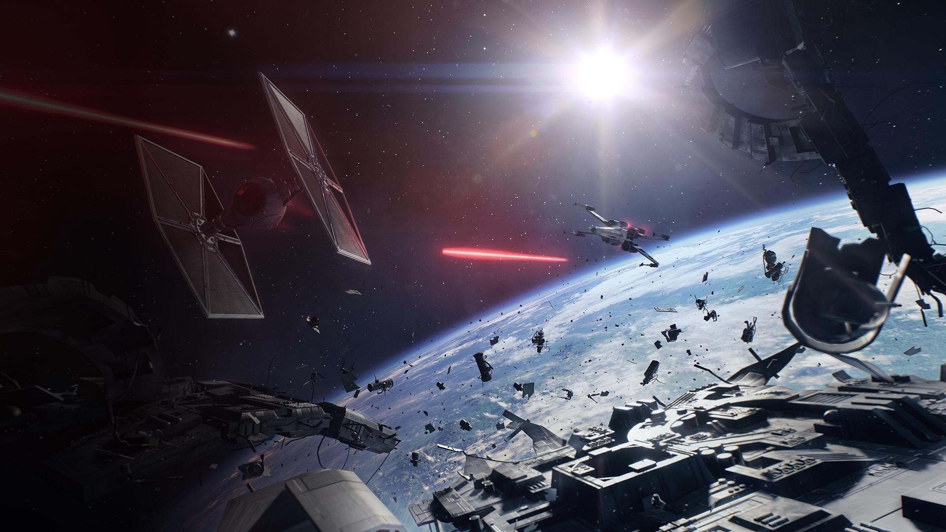 Star Wars Battlefront 2 beta hits in October with ground and space battles