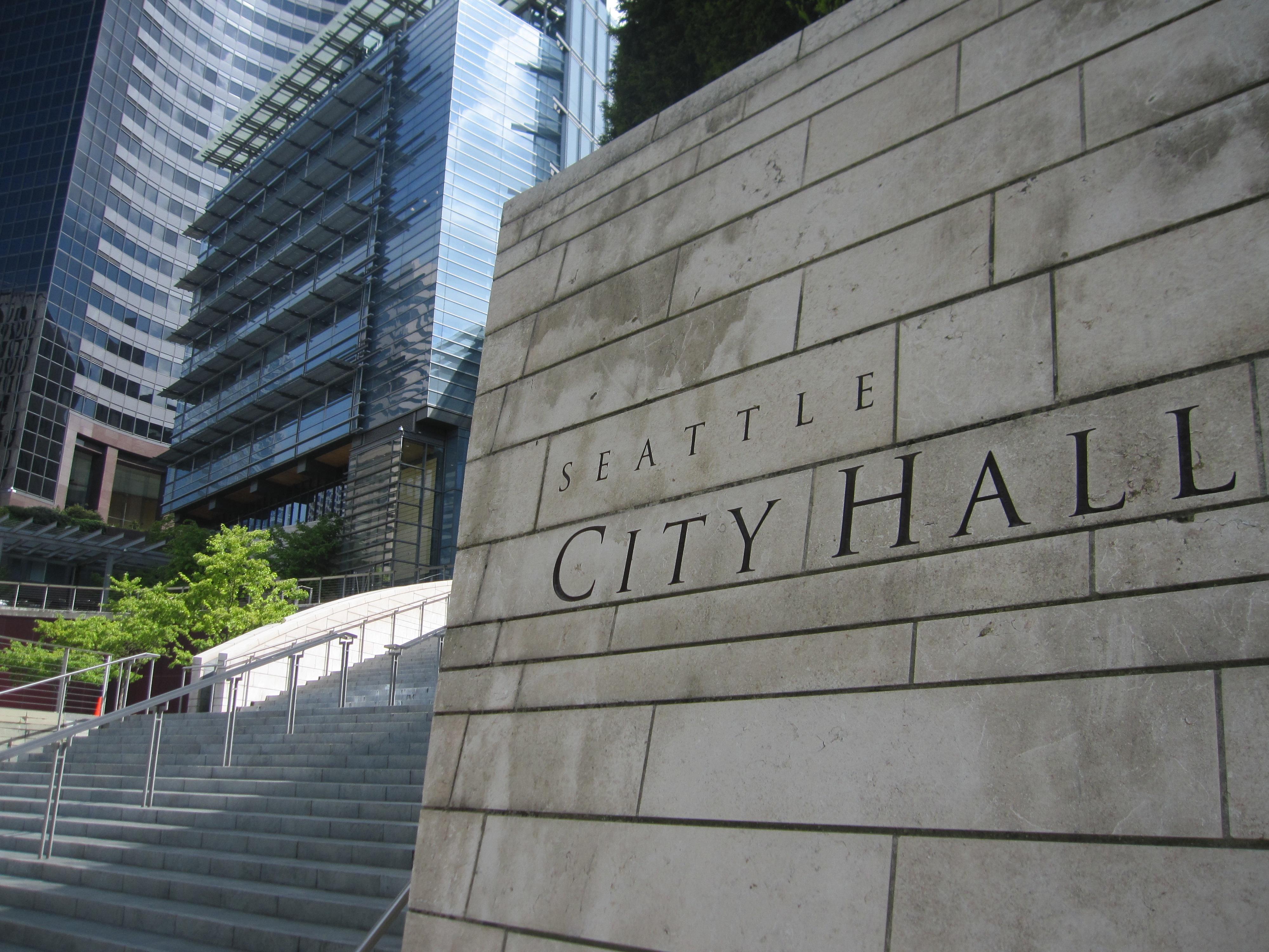 Seattle City Hall