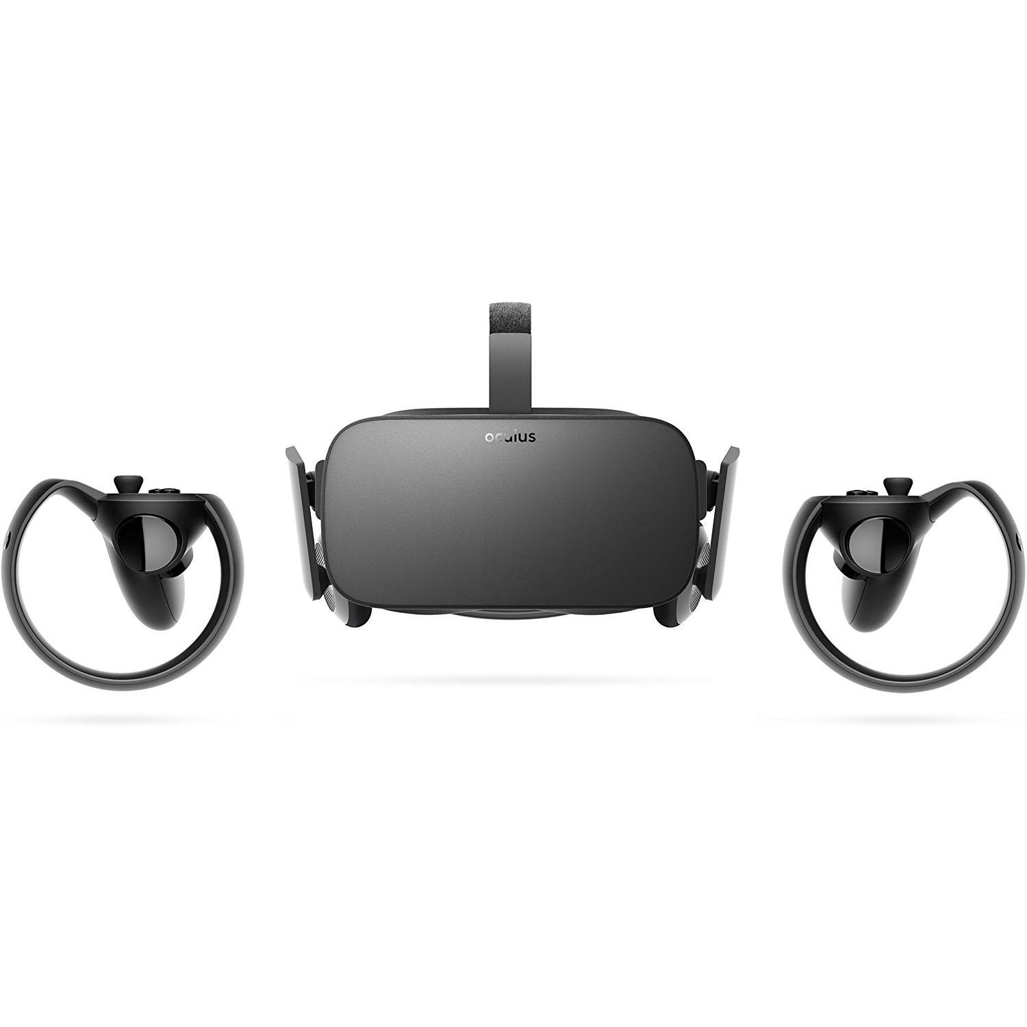 Oculus Rift headset and controller bundle gets a steep discount for a limited time