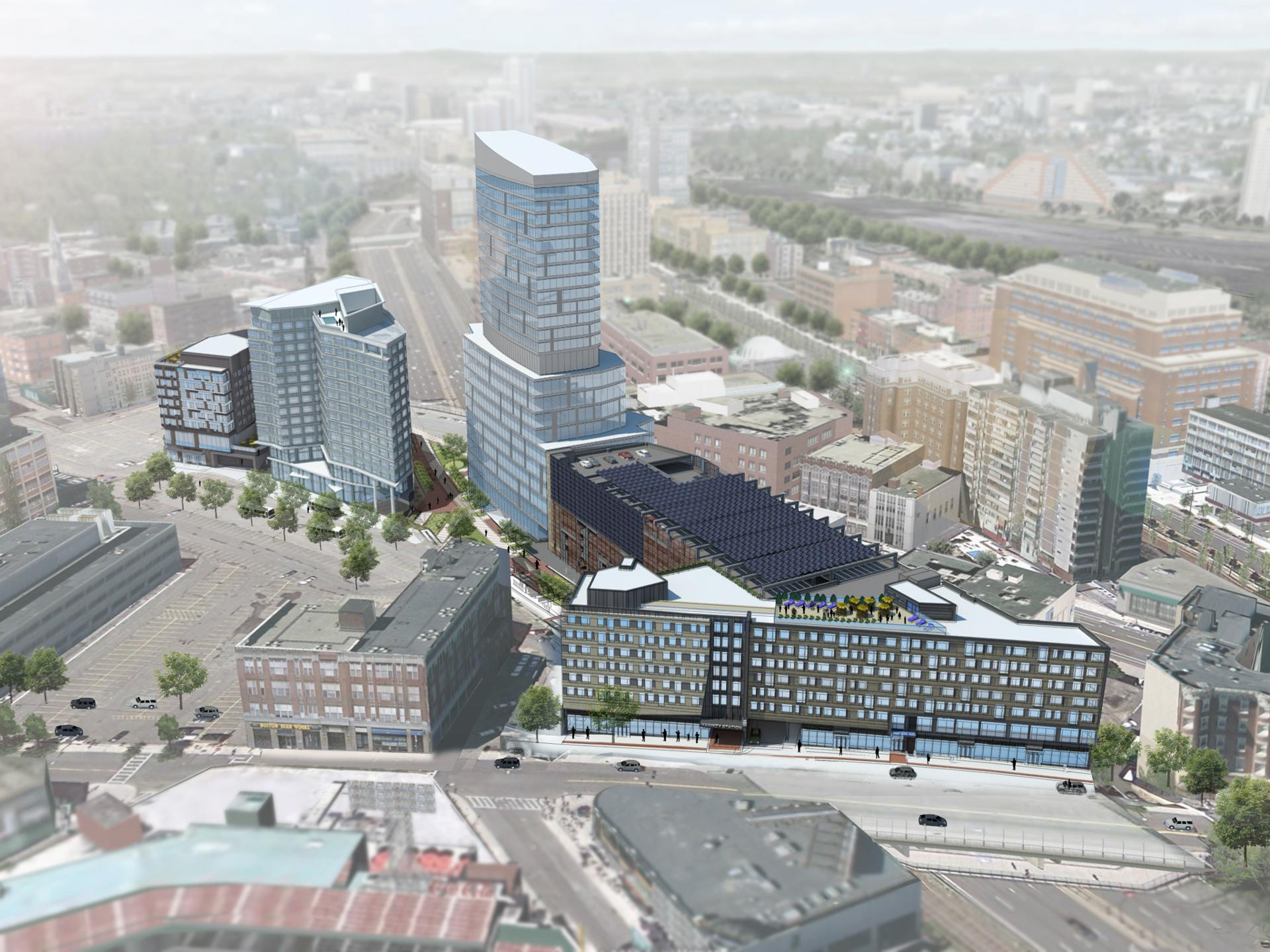 fenway boston  curbed boston - fenway center could start construction before