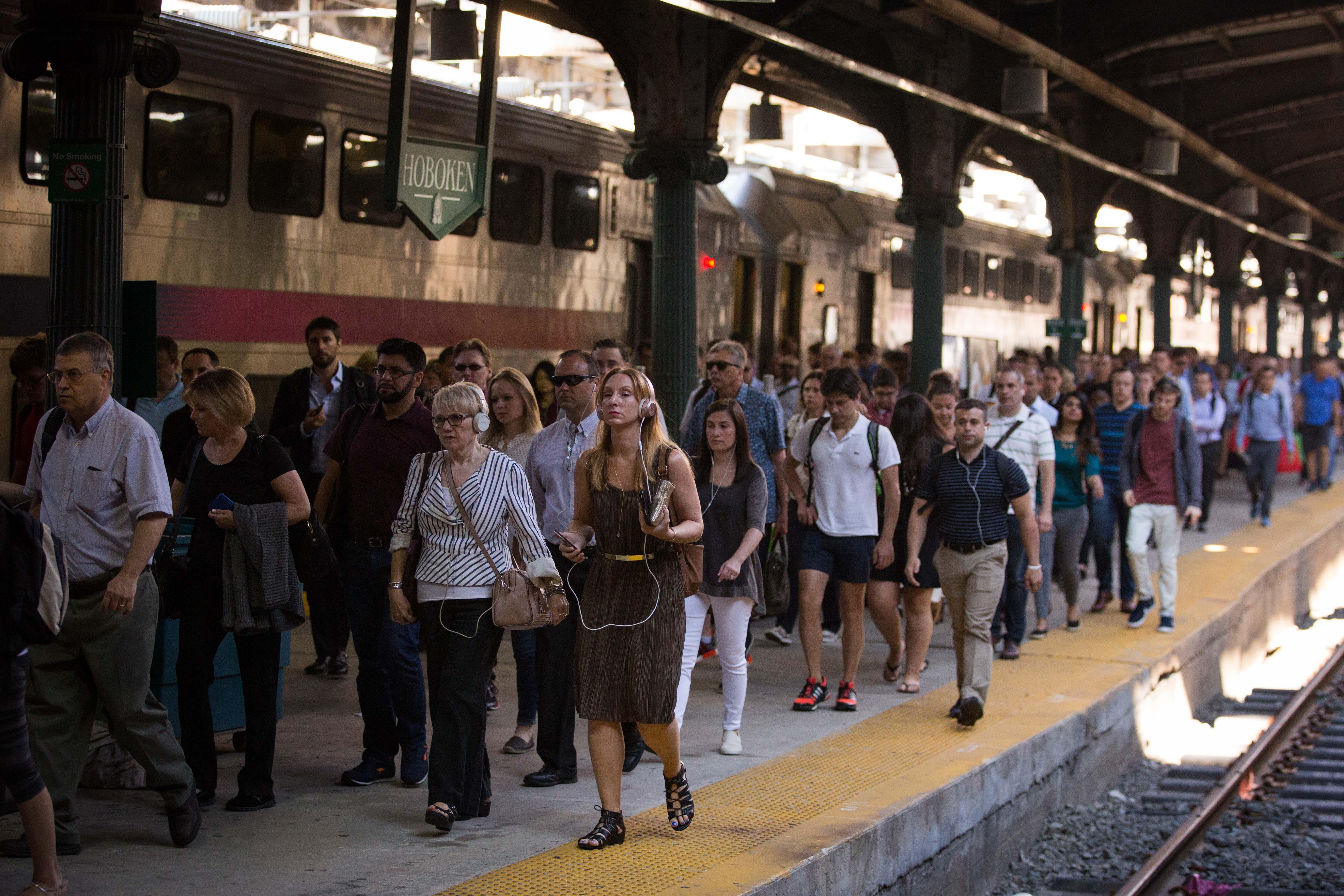 NYC Commuters Begin 'Summer Of Hell' As Penn Station Begins Major Track Repairs