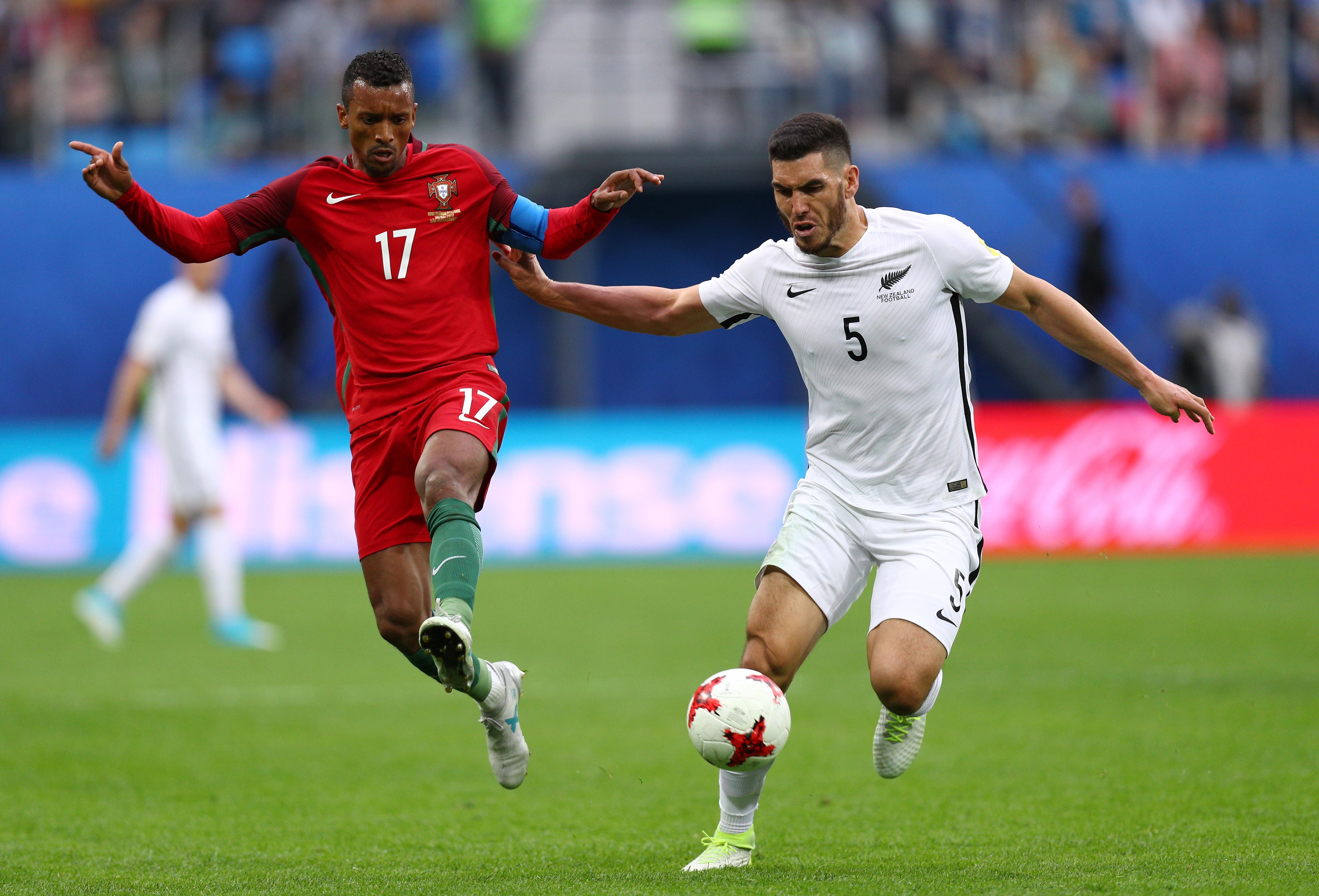 New Zealand v Portugal: Group A - FIFA Confederations Cup Russia 2017