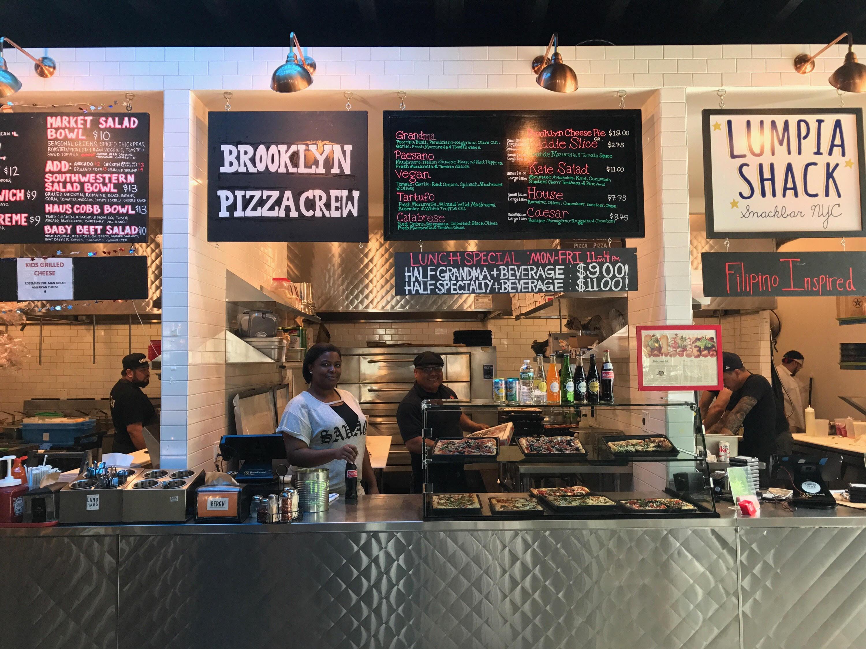 Brooklyn Pizza Crew