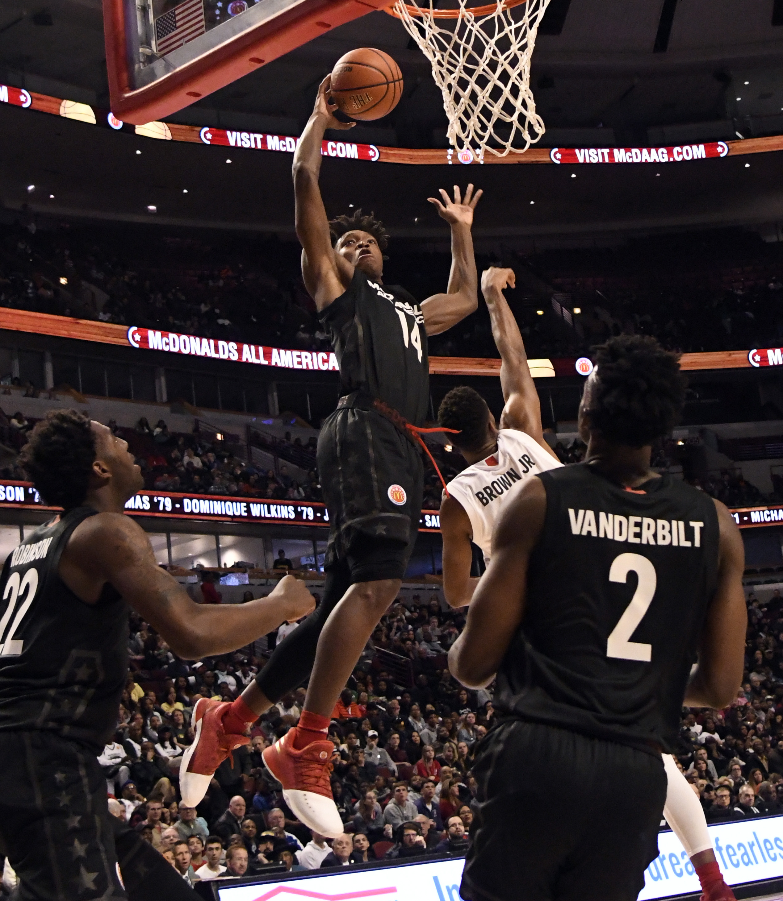 How Long Could CanesHoops Five Star Frosh Lonnie Walker Be Sidelined