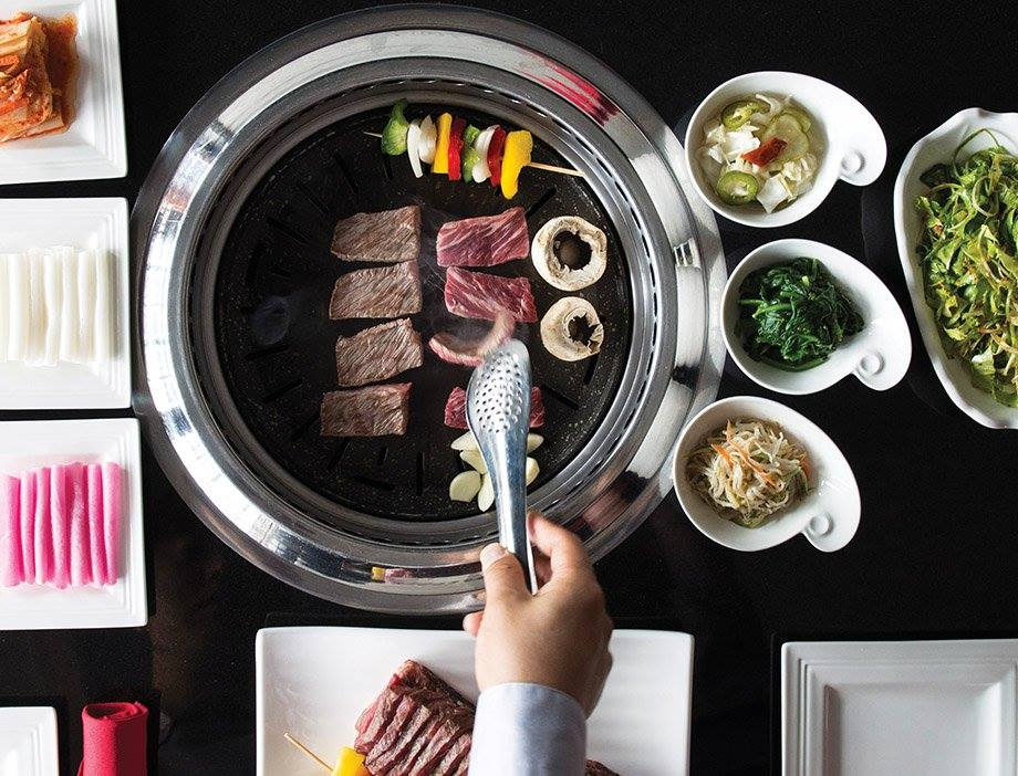 9 Restaurants to Grill Your Own Meat In Dallas