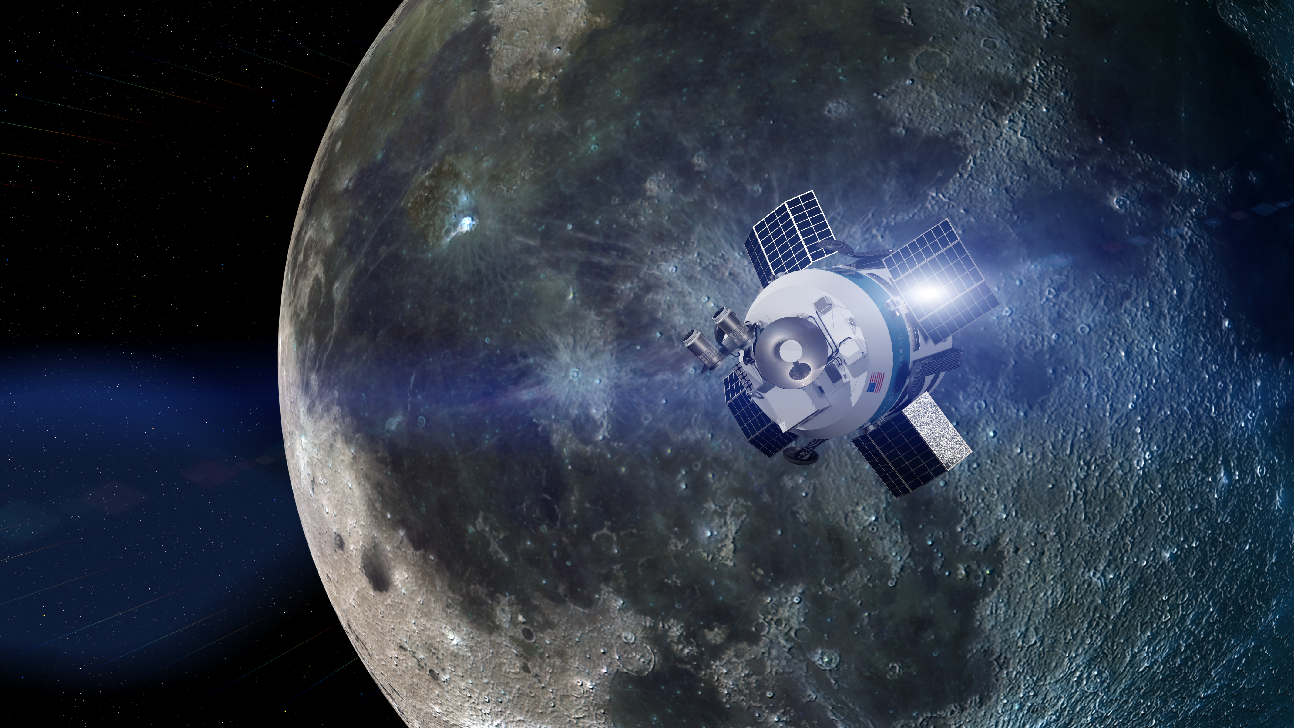 For the first time in history, a private expedition will go to the moon