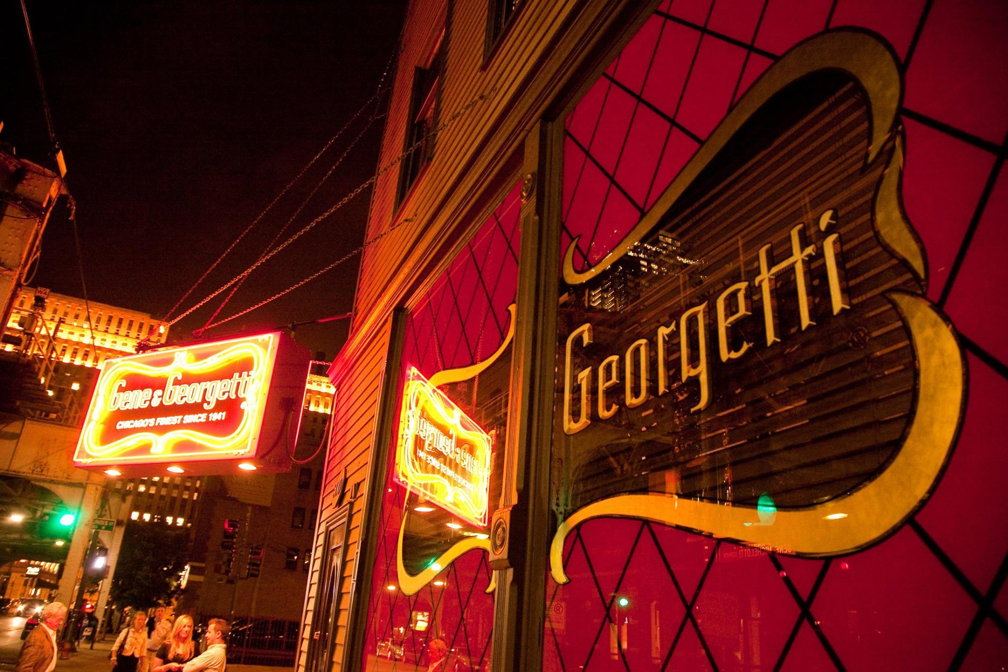 Gene & Georgetti
