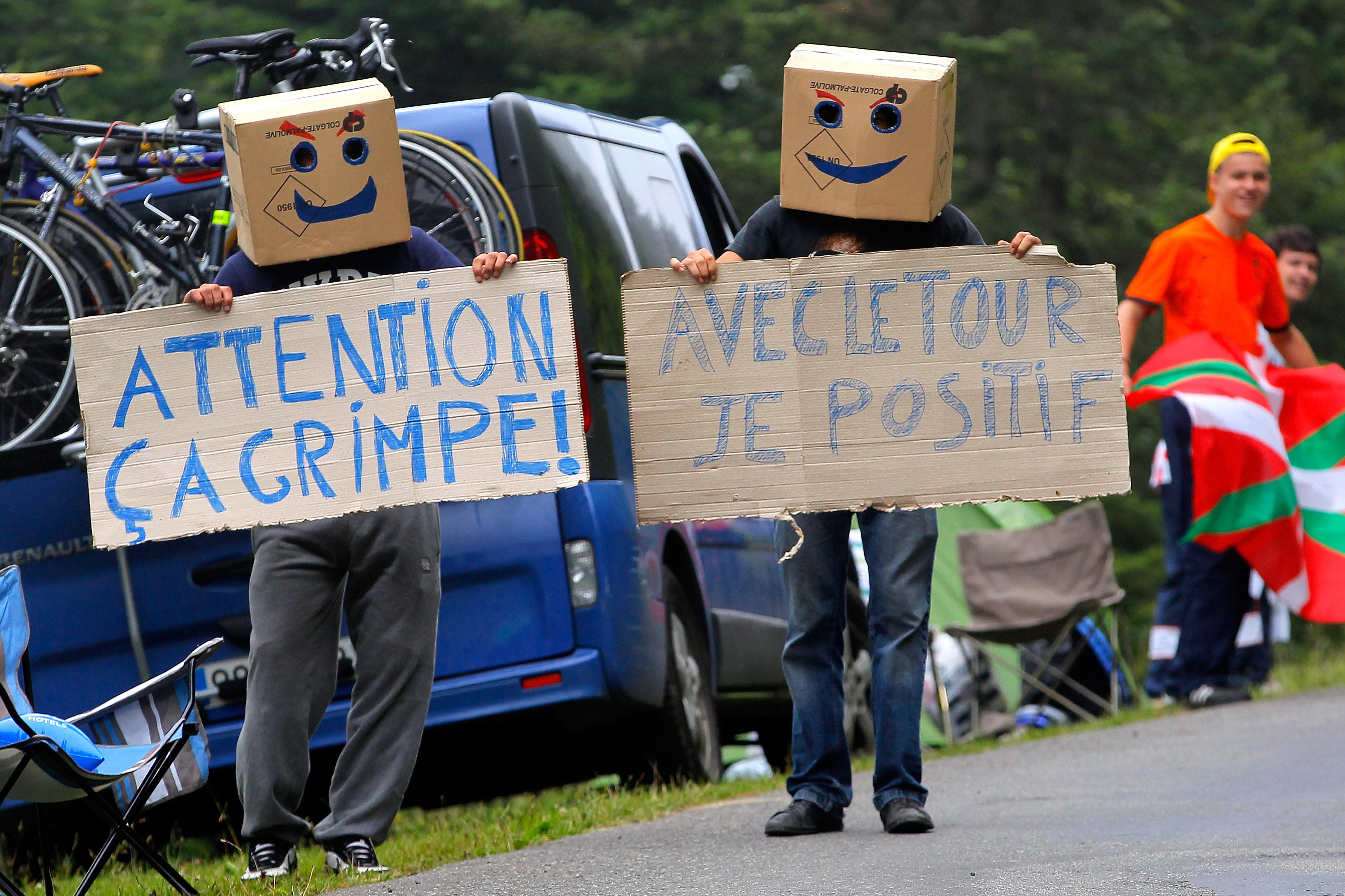 Le Tour de France 2012 - Stage Seventeen