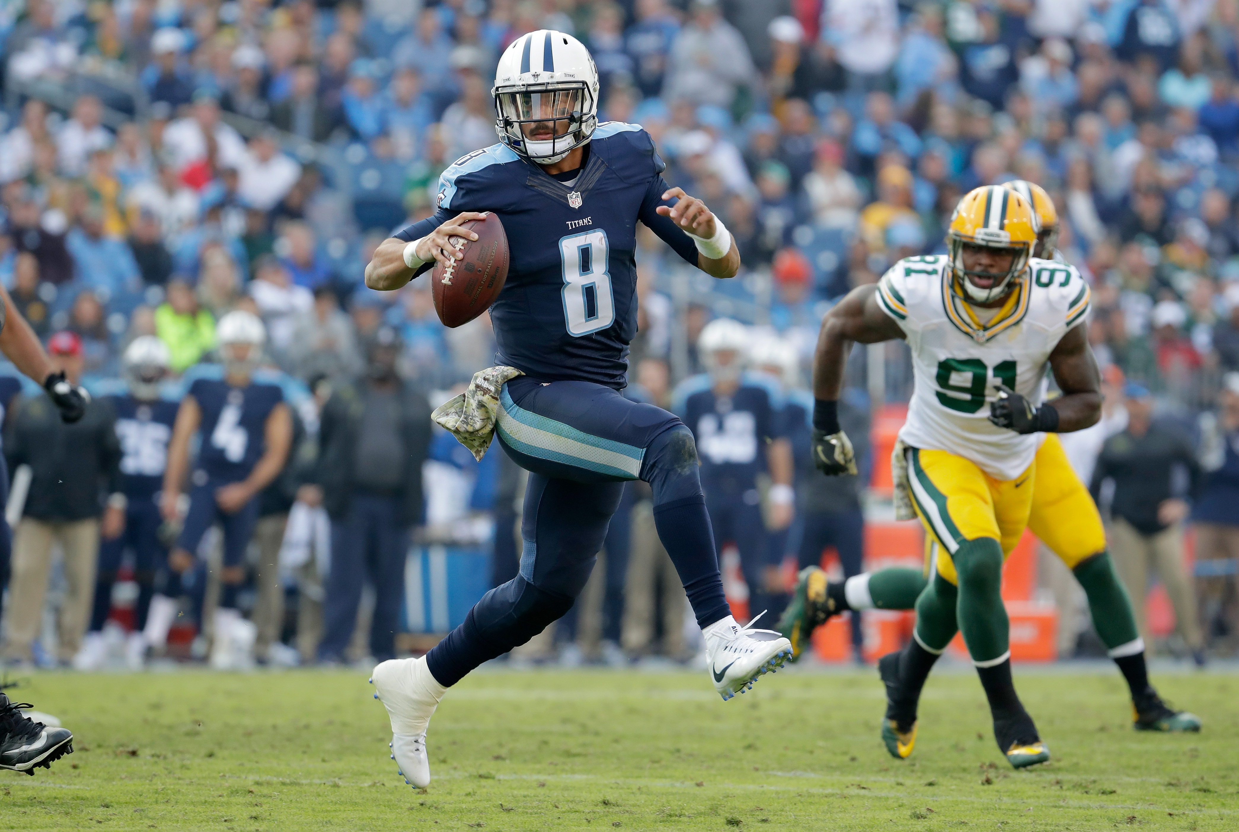 7269bac4f18 Mariota s unprecedented path to NFL greatness