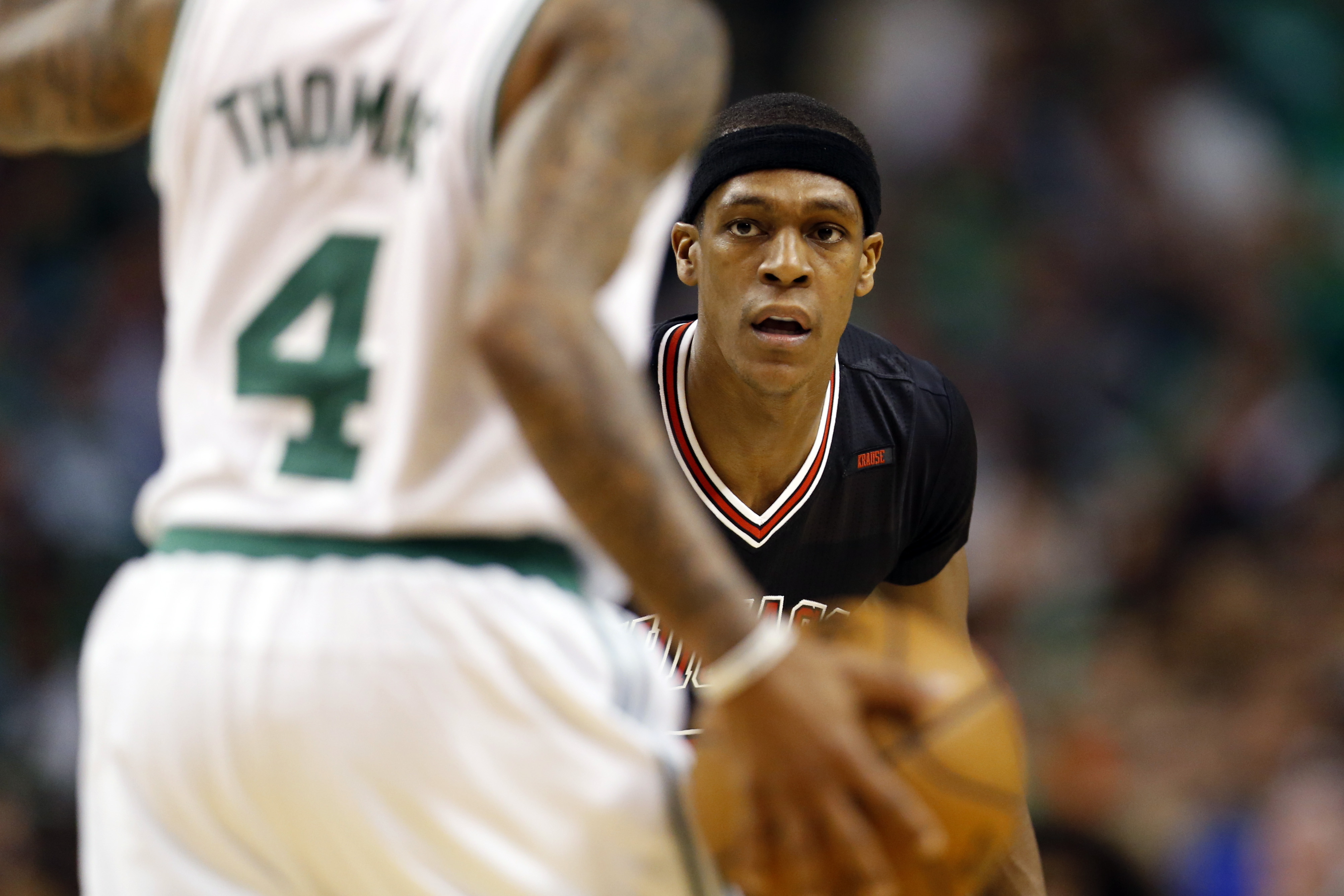 2017 NBA Free Agency  Rajon Rondo back in New Orleans Pelicans crosshairs 889eaa118