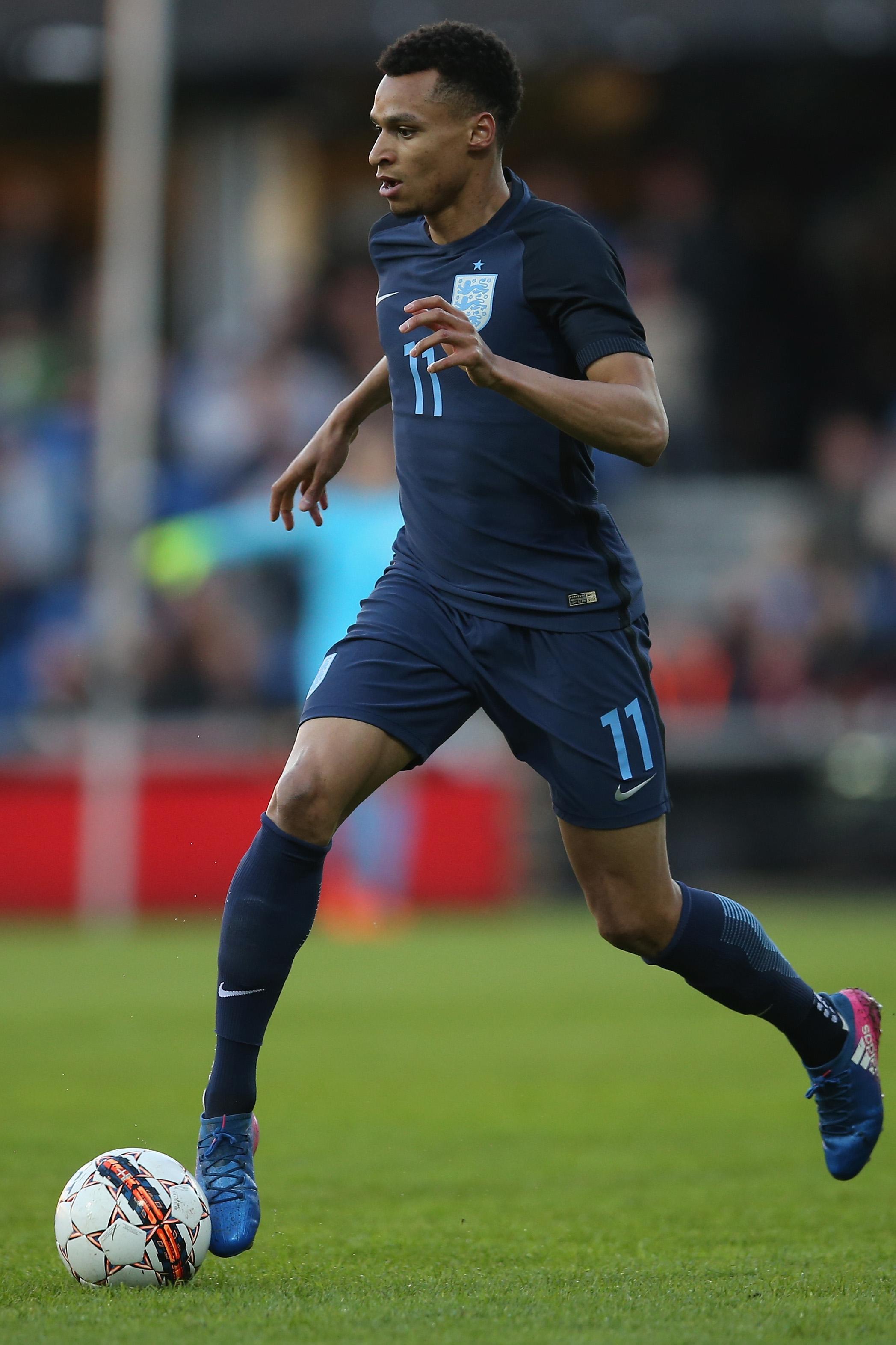 Denmark v England: U21 International Friendly