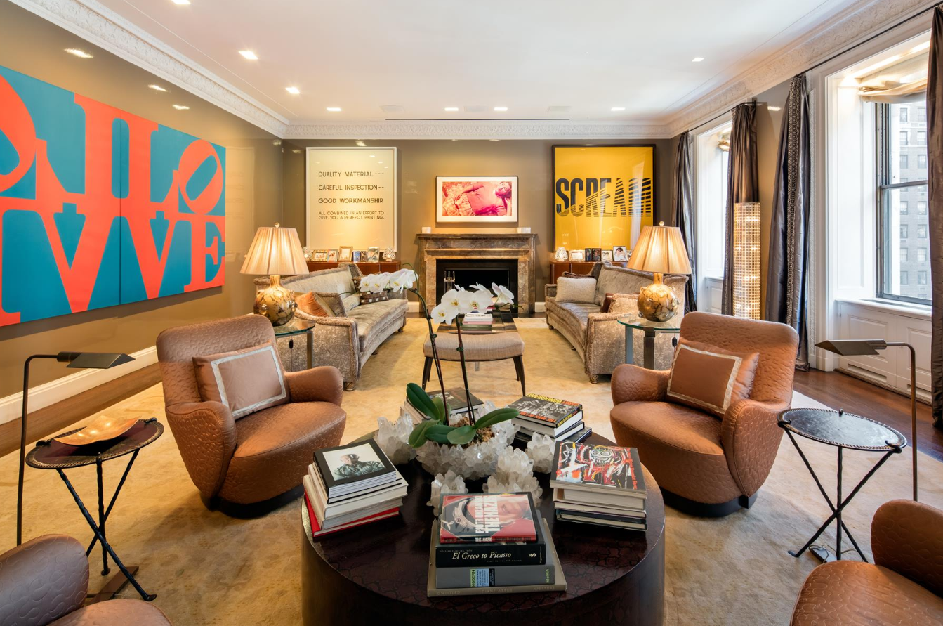 Jacqueline Kennedy Onassis S Childhood Park Avenue Home For 25 25m