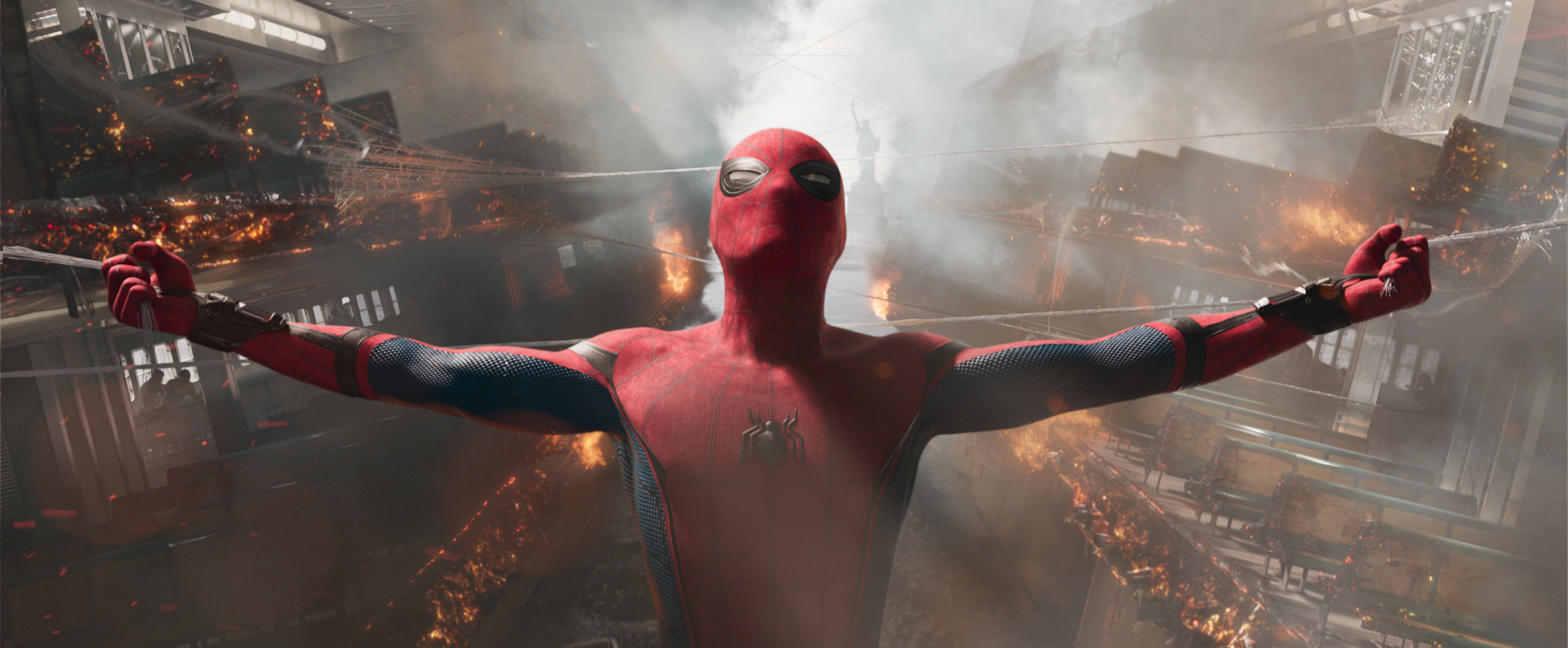 Spider-Man: Homecoming's VFX lead unpacks the secrets of the