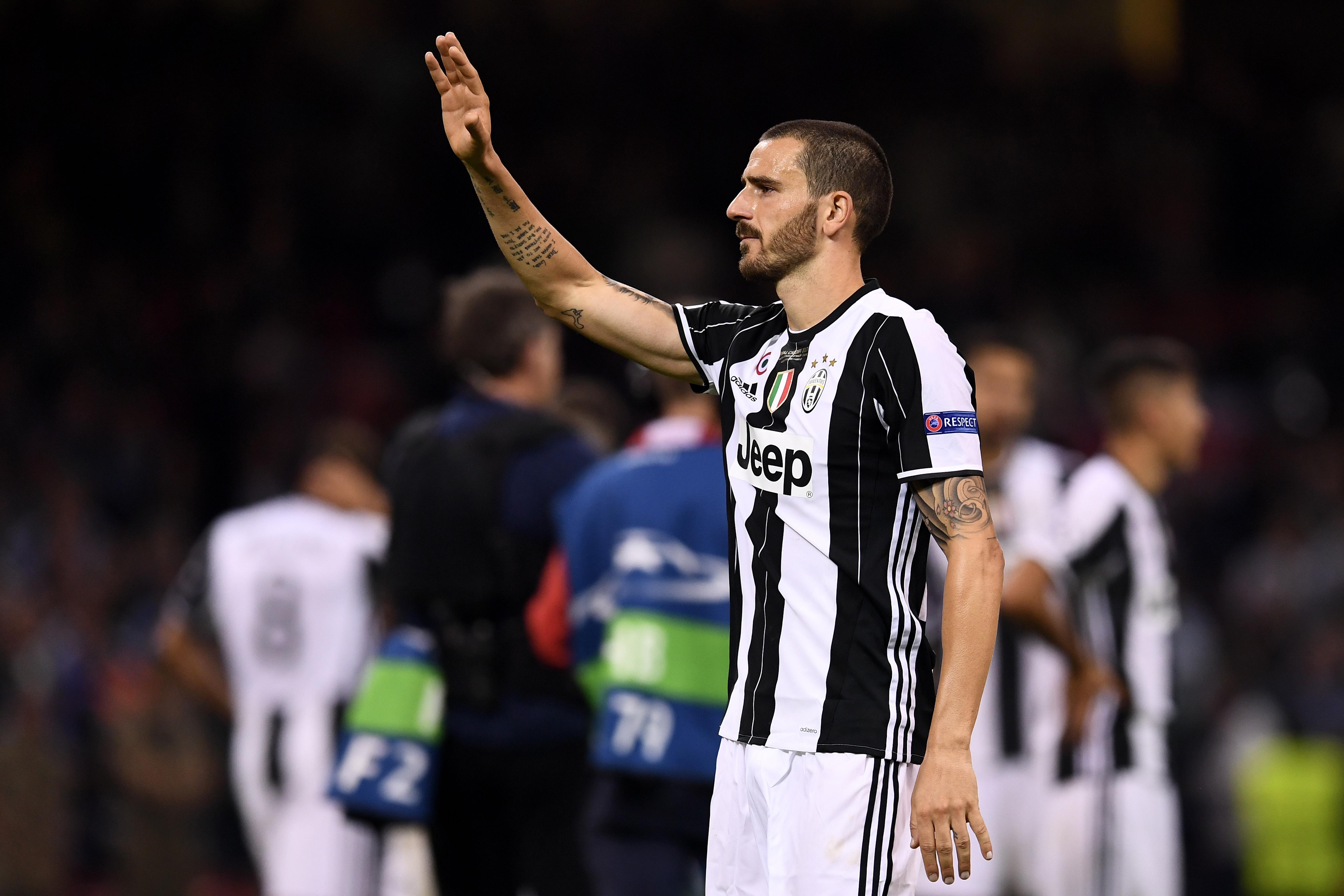 29b74296e11 OFFICIALLY OFFICIAL  Juventus sell Leonardo Bonucci to AC Milan for €42  million